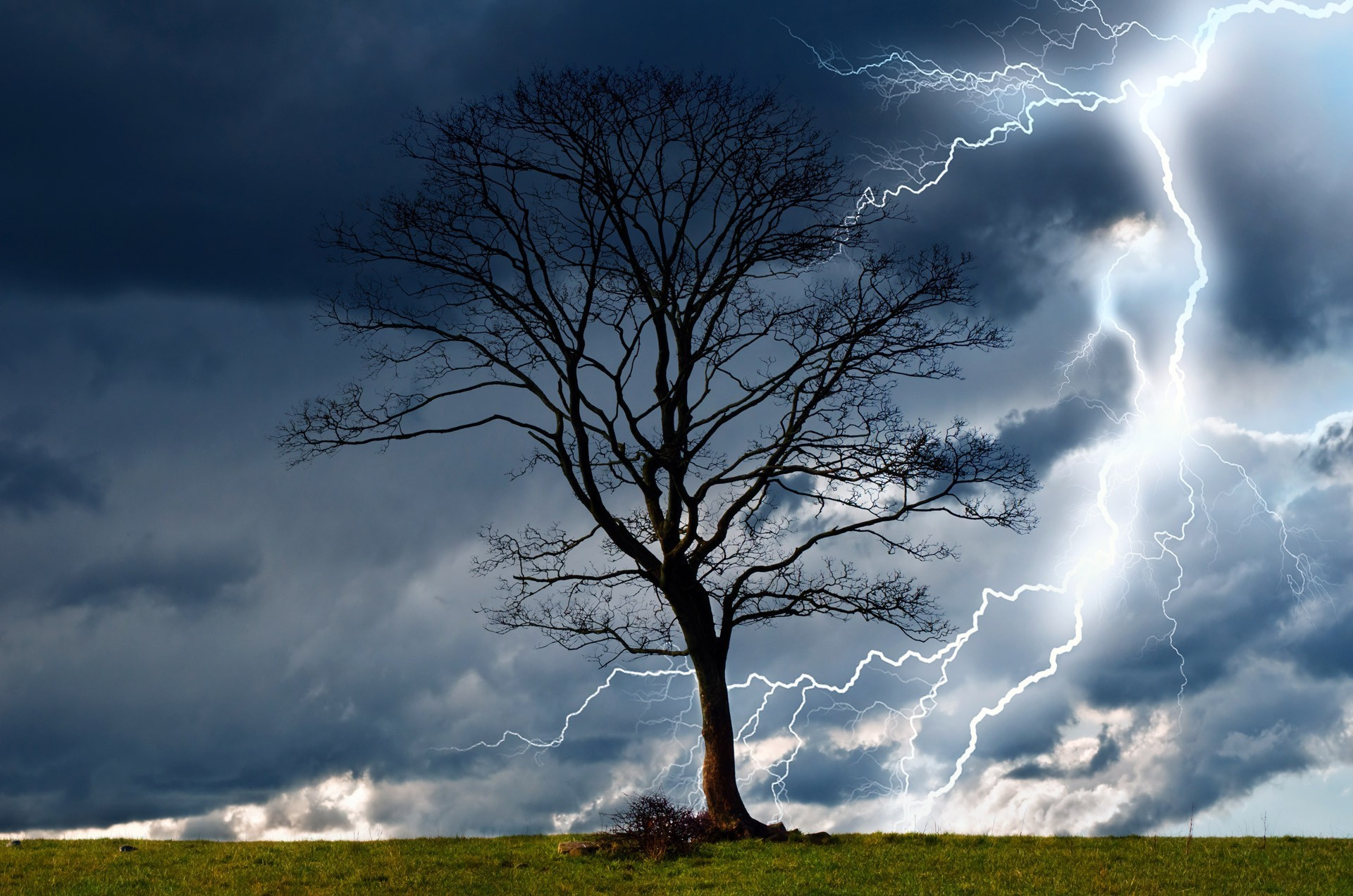 Rain Storm Desktop Wallpaper 49 Images