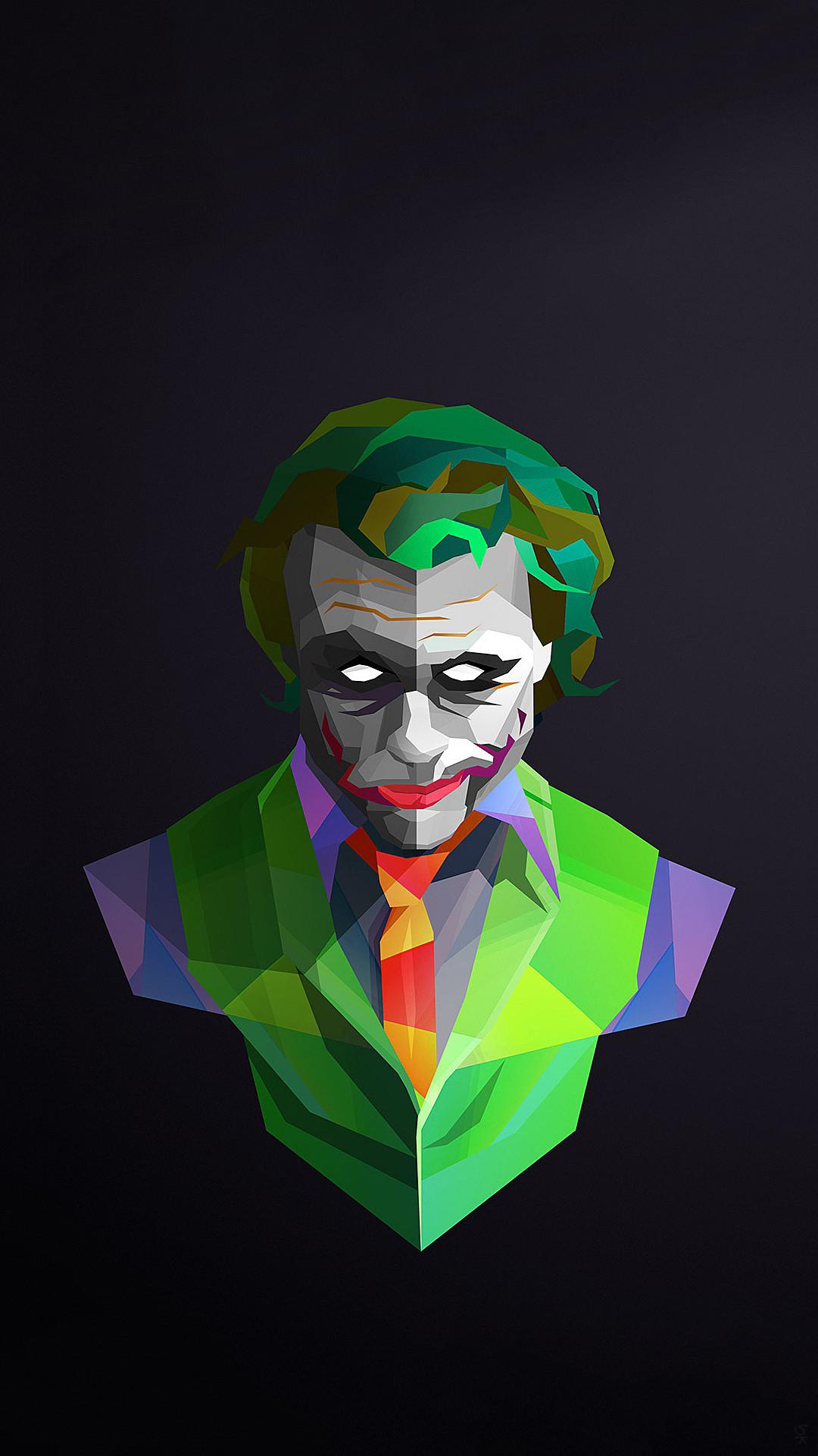 1080x1920 Joker IPhone 6 Plus Wallpaper
