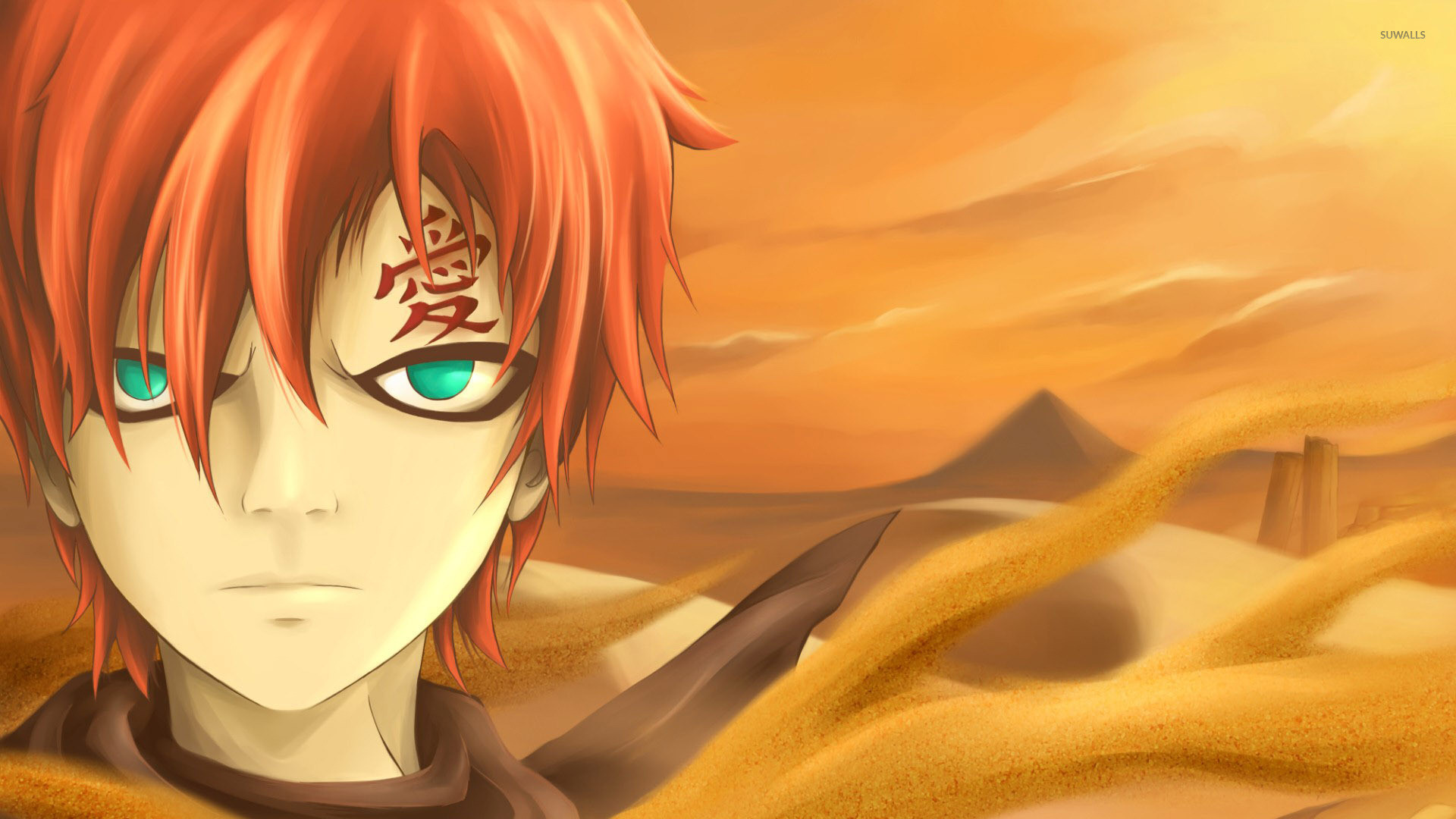 1920x1080 Gaara - Naruto [5] wallpaper