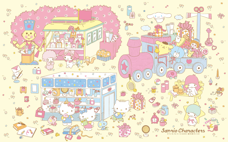 1099075 sanrio wallpaper 2880x1800 image