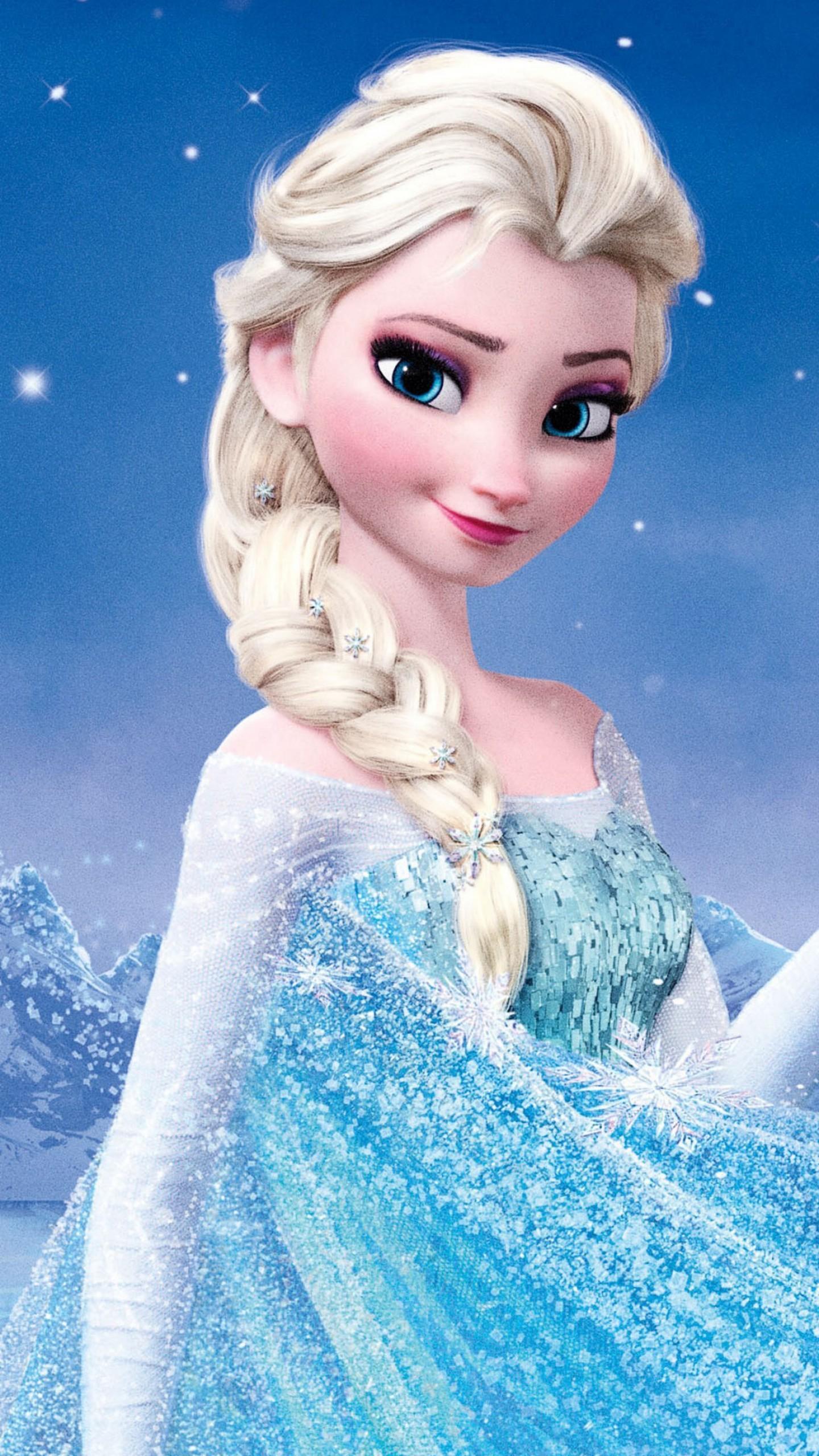 Disney Frozen - Elsa Deluxe Styling Head