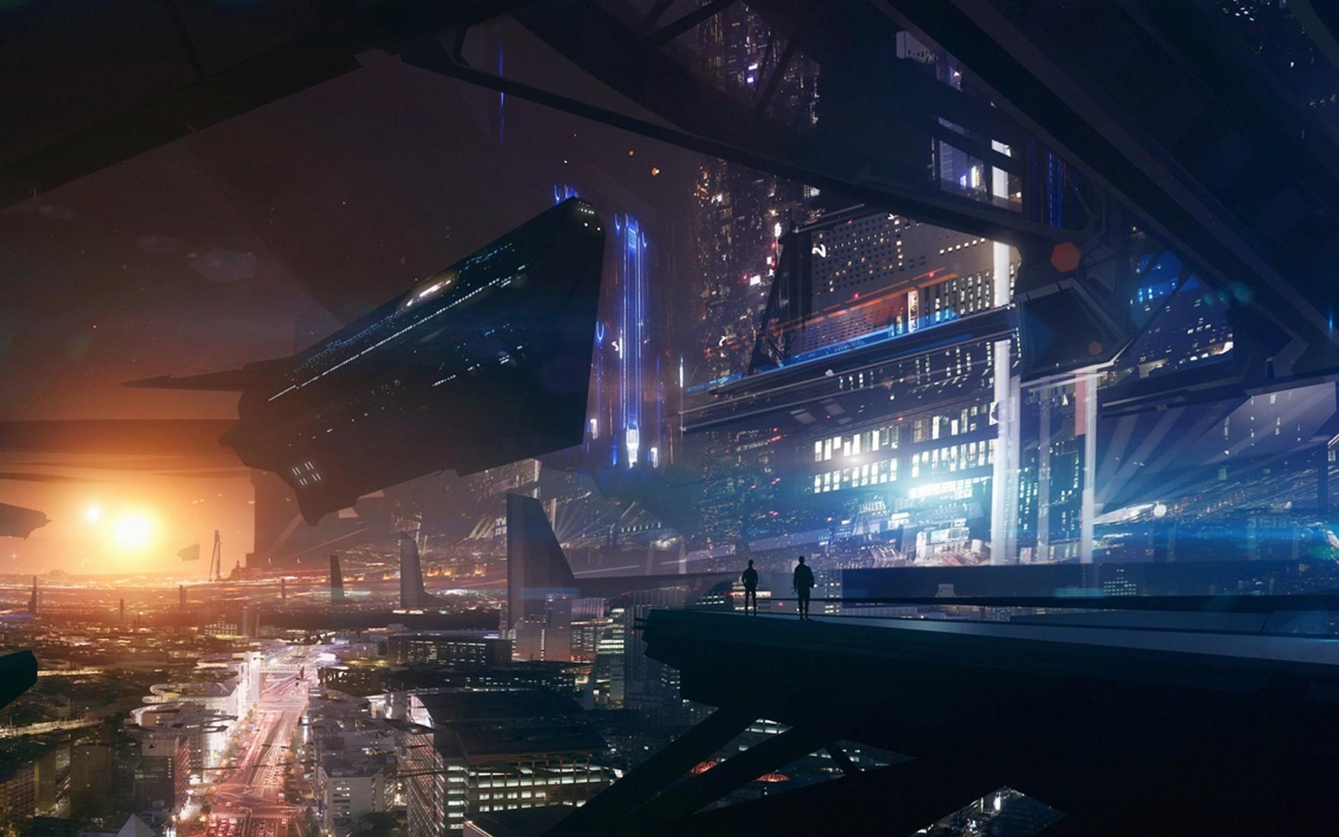 Future City Wallpaper (76+ images)