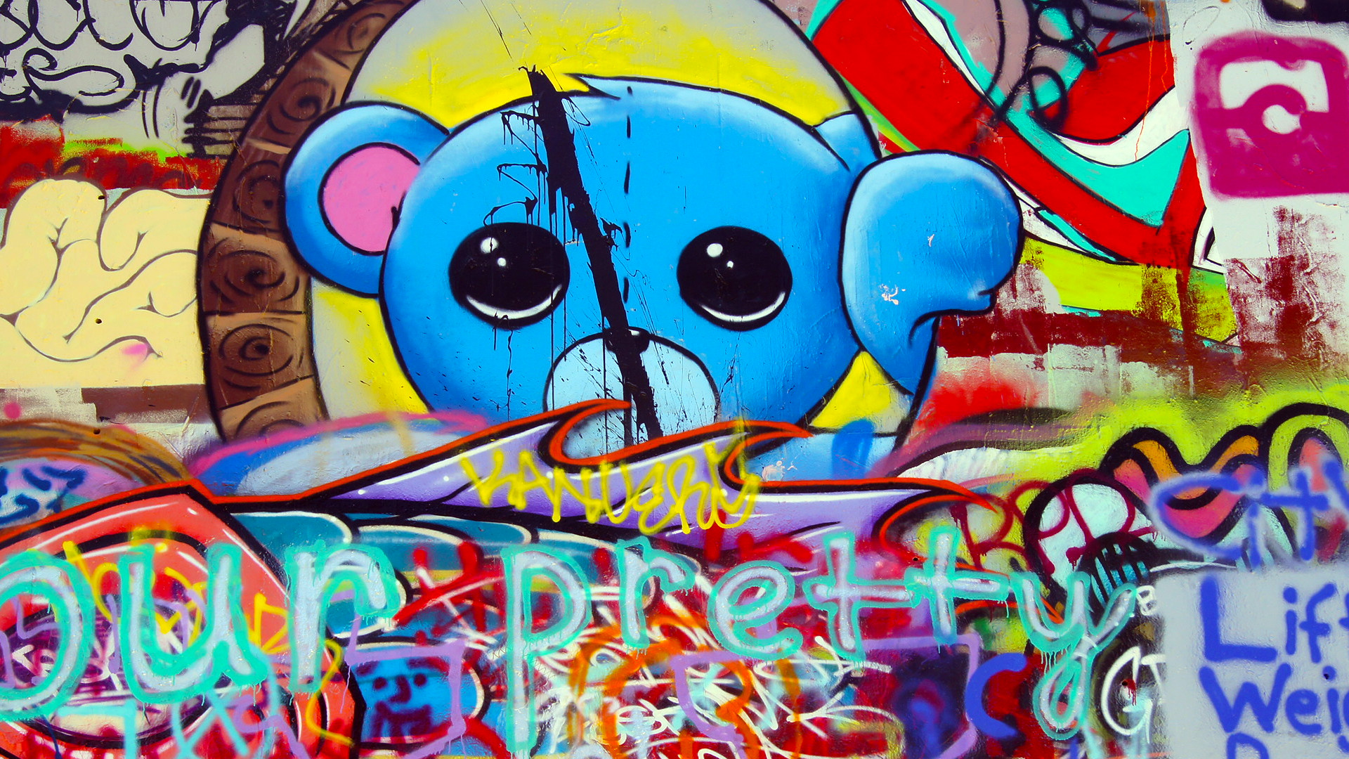 Graffiti Background (69+ Images