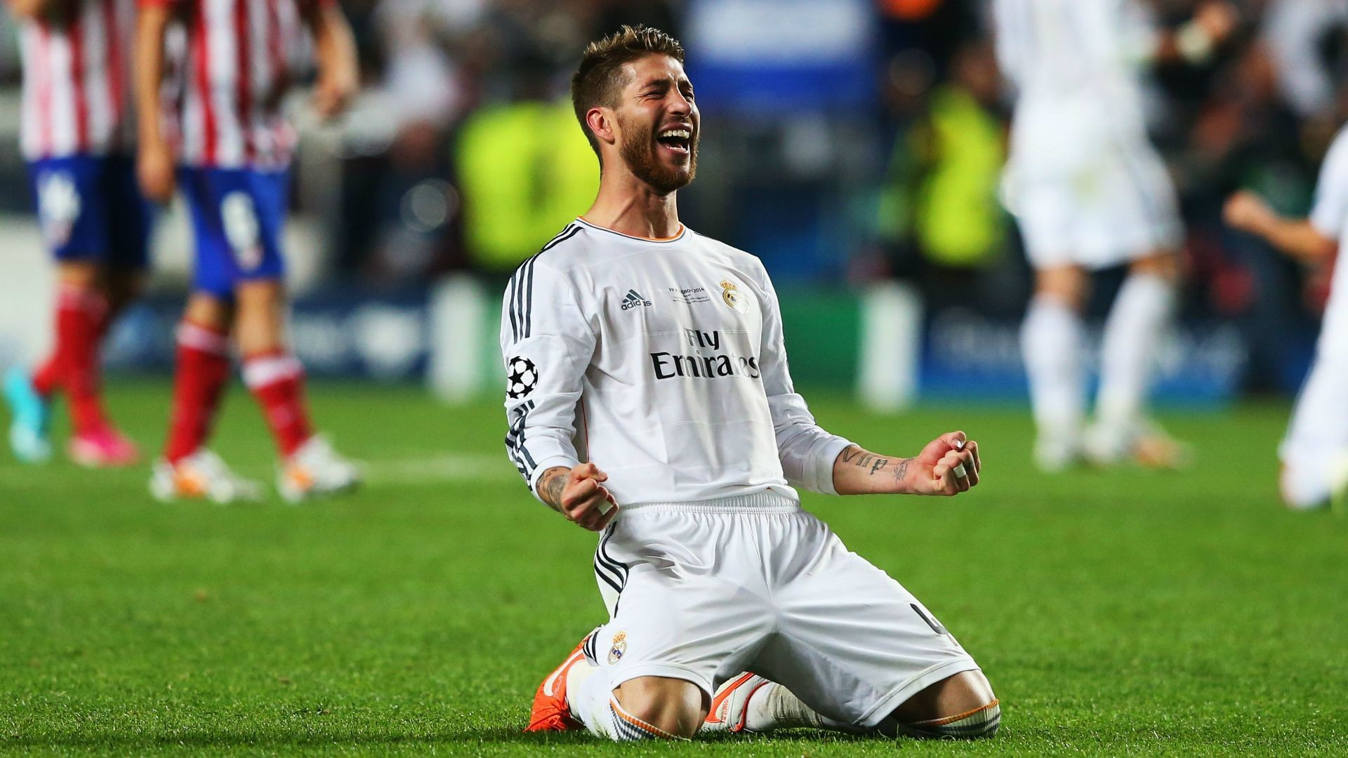 1920x1080 Sergio Ramos García is a Spanish red card specialist and big game flop  footballer who plays for and captains both Real Madrid and the Spain  national team