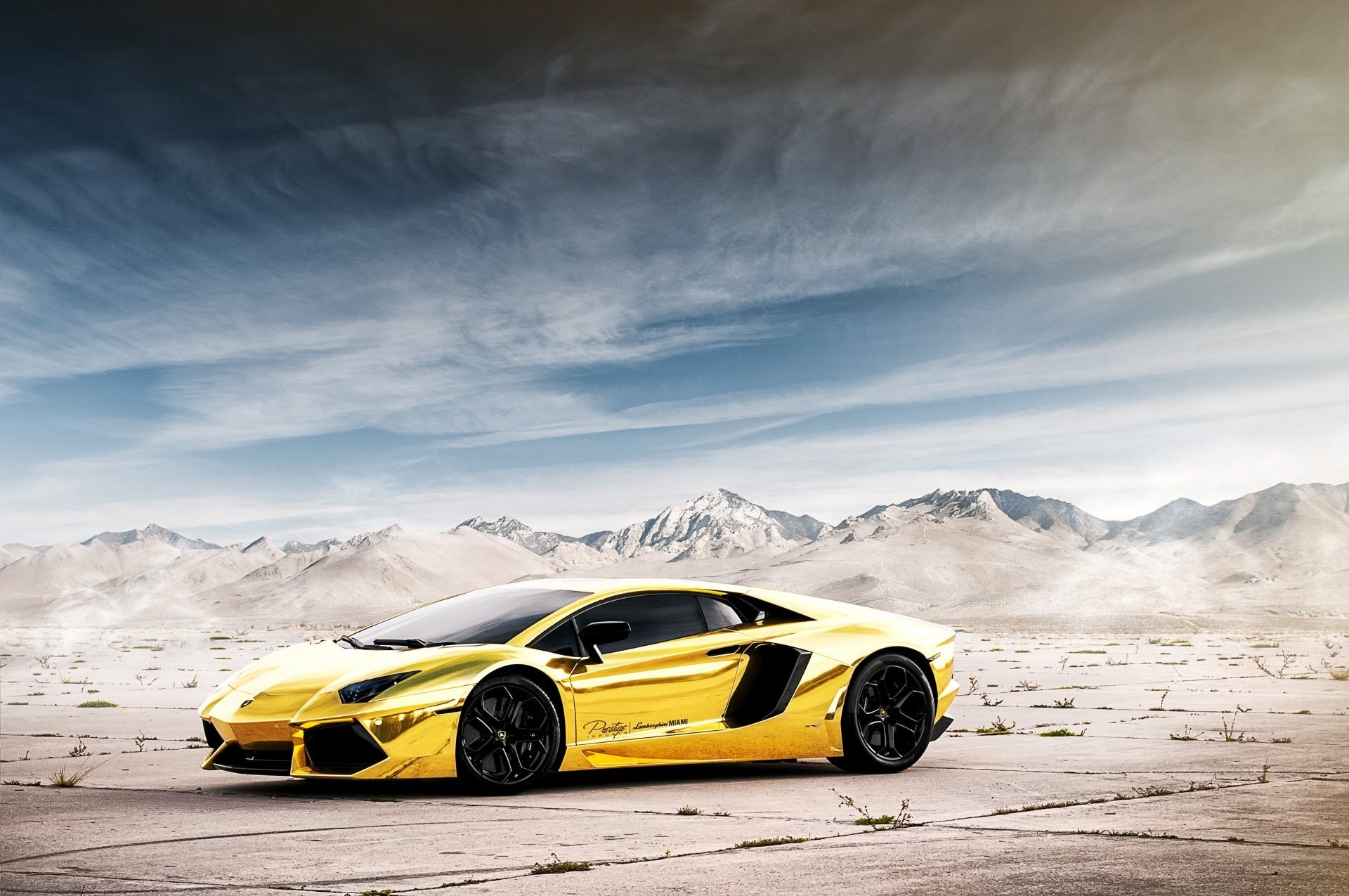 Gold Lamborghini Wallpaper (78+ images)