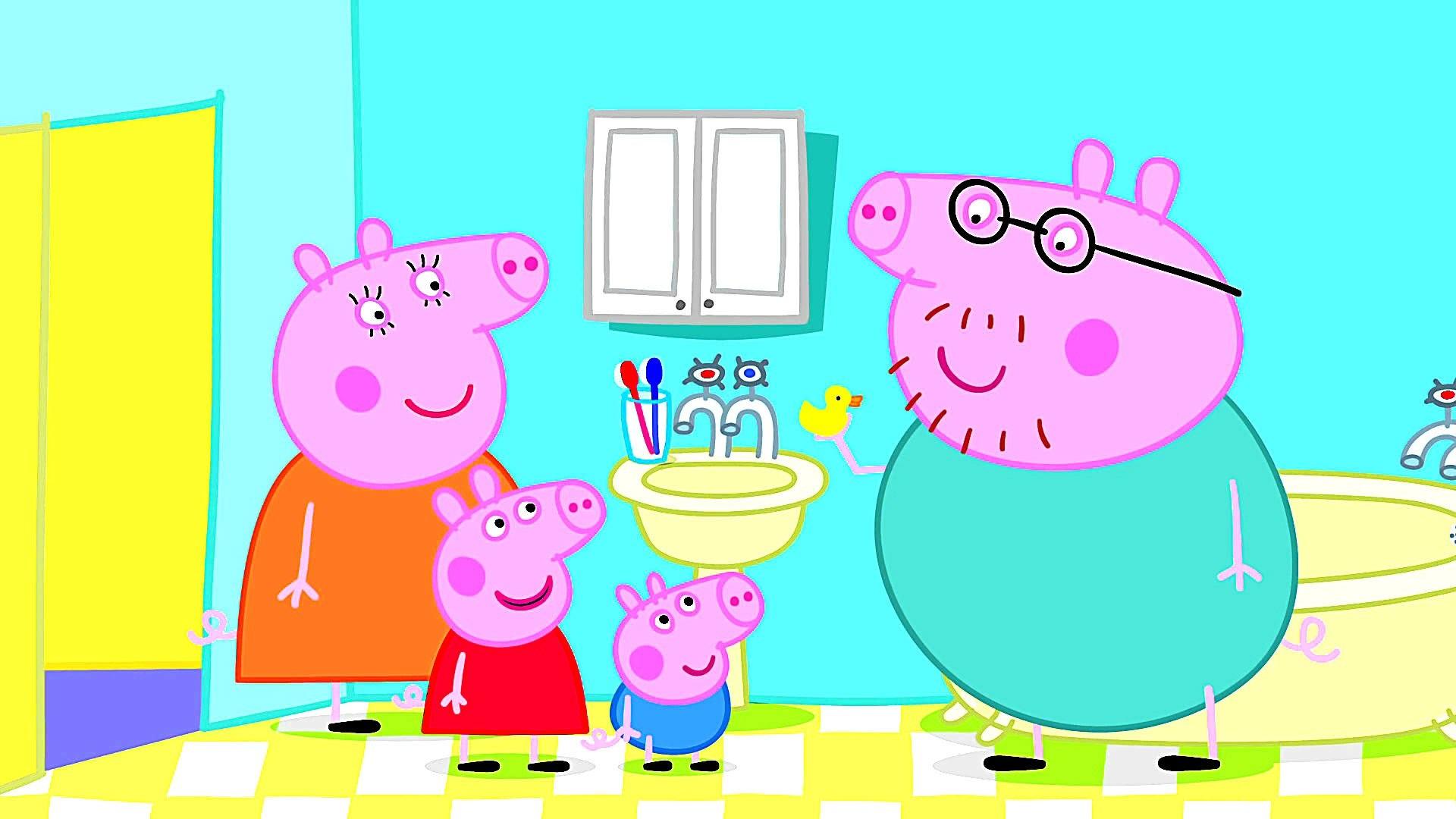 Peppa Pig HD Wallpaper (90+ images)