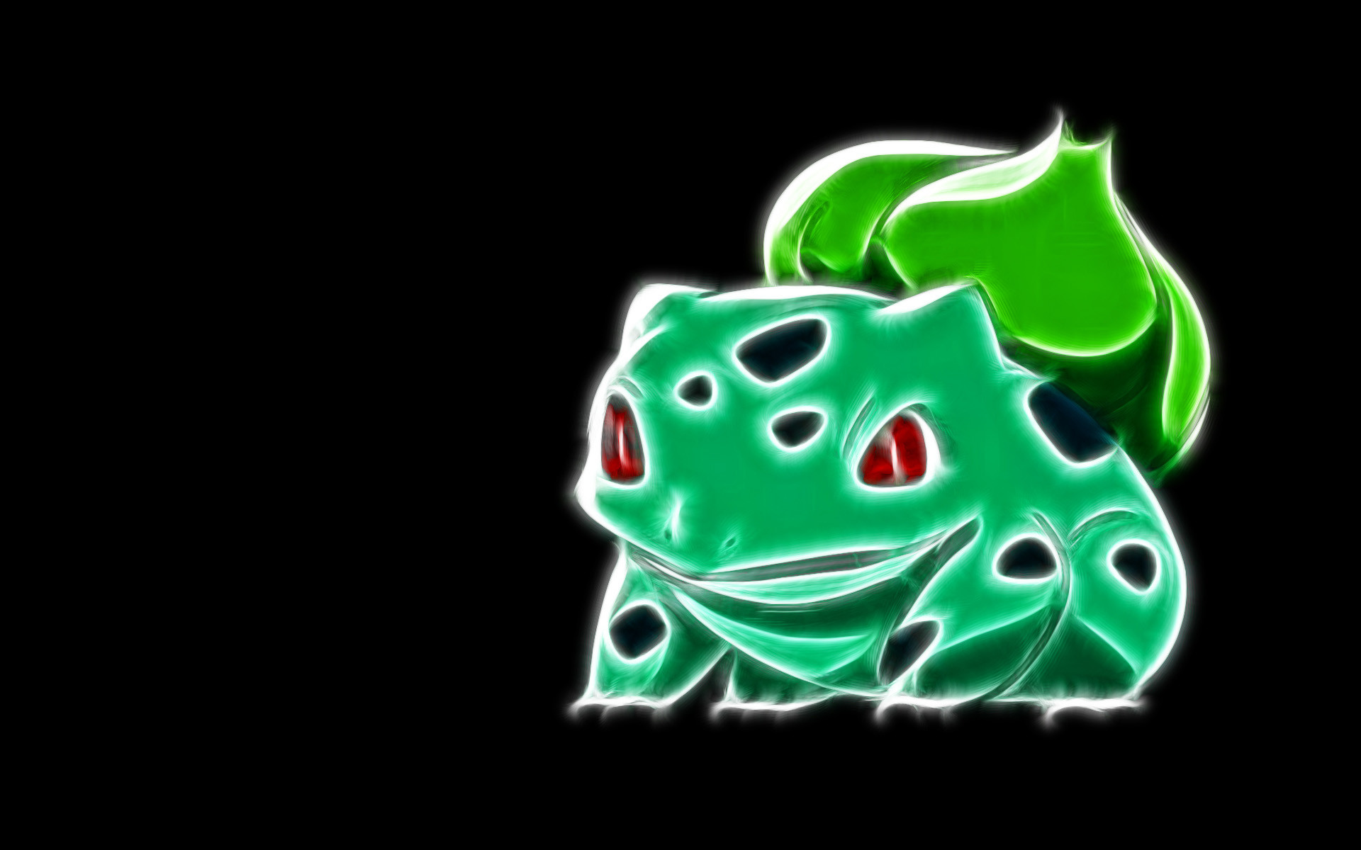 1920x1200 001 bulbasaur - fractal pokemon wallpapers