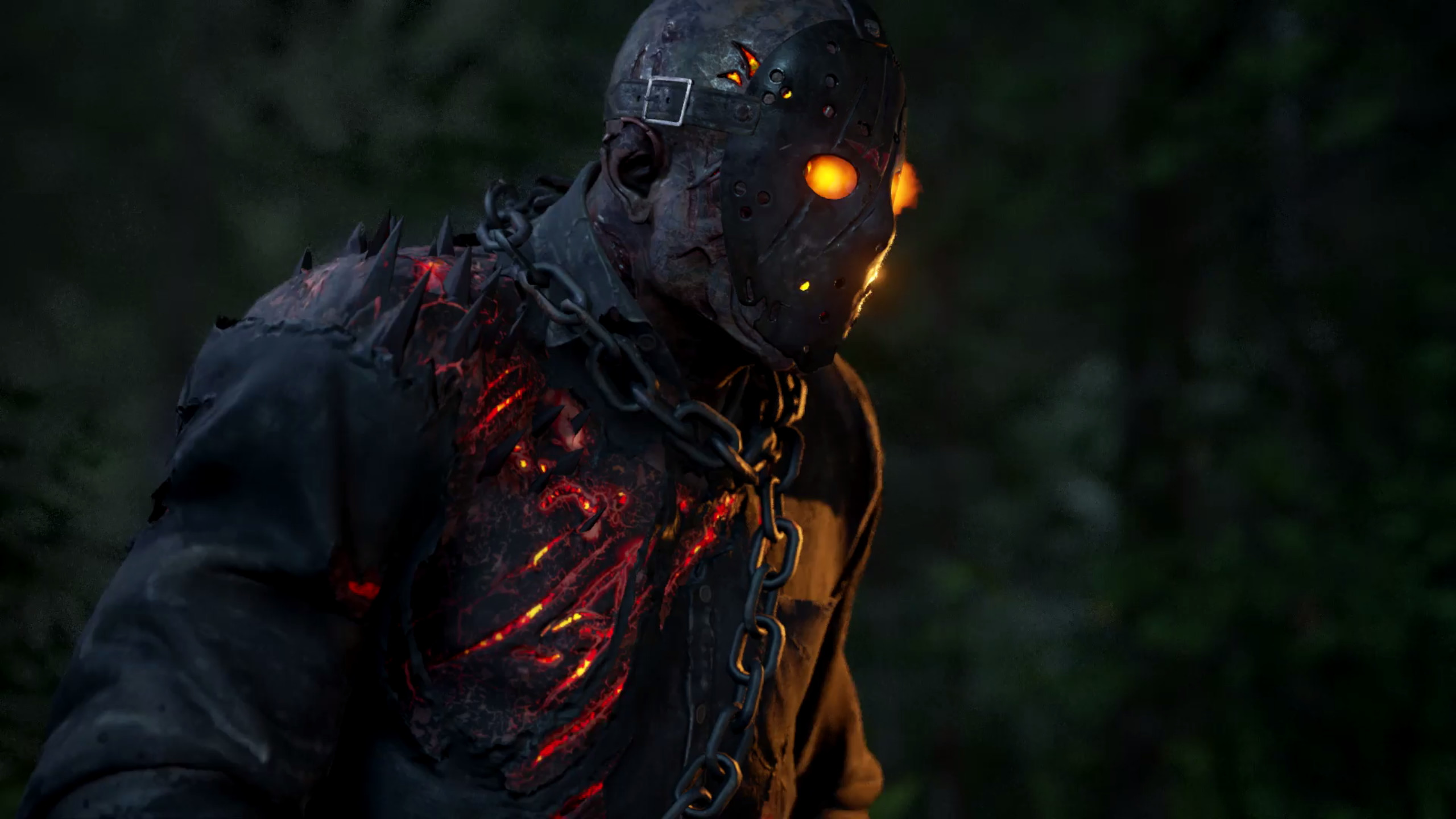 2560x1440 Friday the 13th: The Game HD Wallpapers
