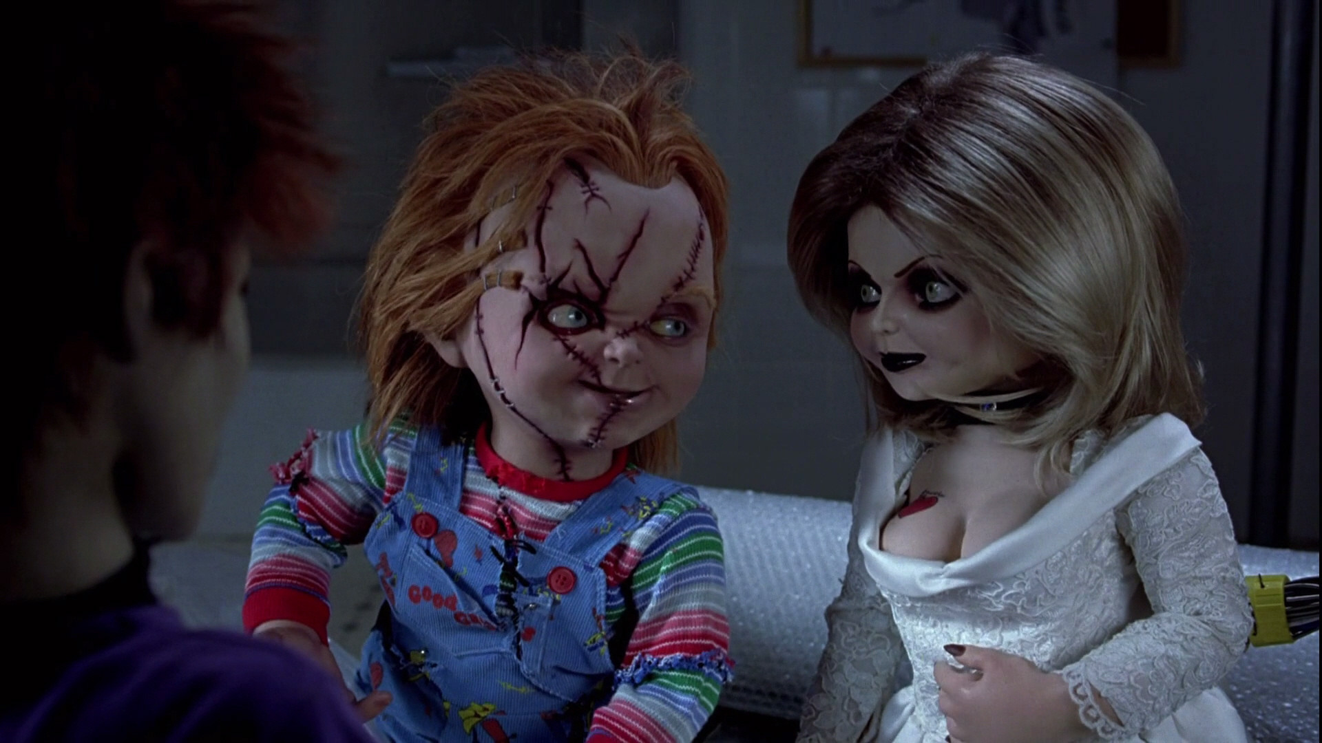 1920x1080 Pin Pin Chucky An Tiffany Childs Play Wallpaper 25673277 Fanpop On on .