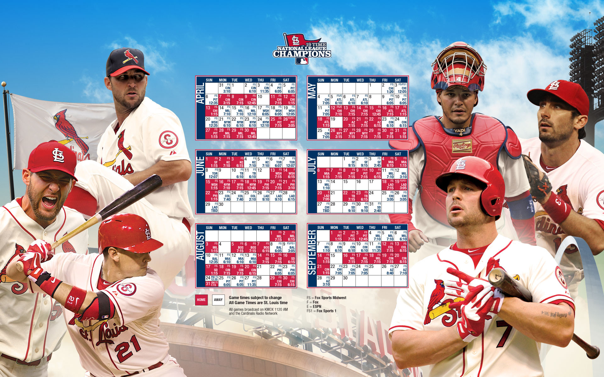 1920x1200 ... st louis cardinals wallpaper hd pixelstalk net .