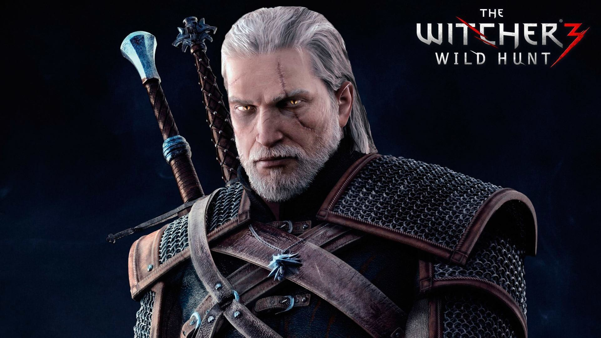 1920x1080 ... The-Witcher-3-Wild-Hunt-Main-Character-Geralt- ...