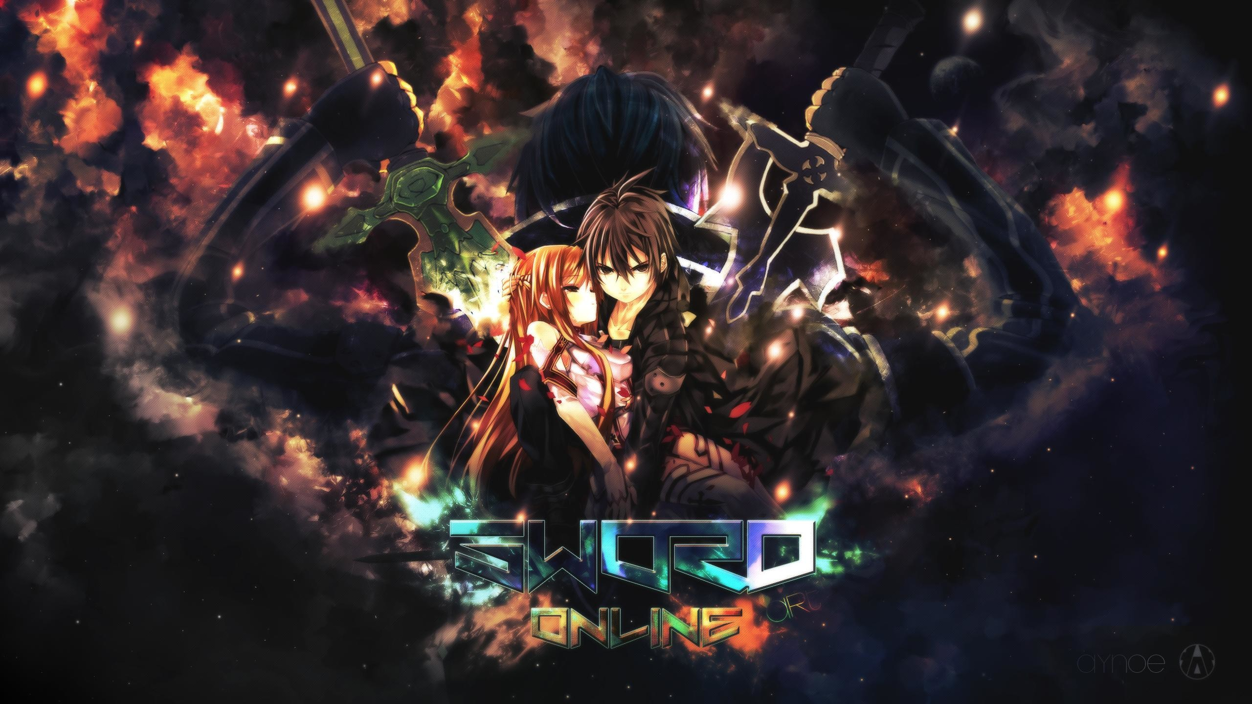 Sword Art Online Phone Wallpaper (71+ images)