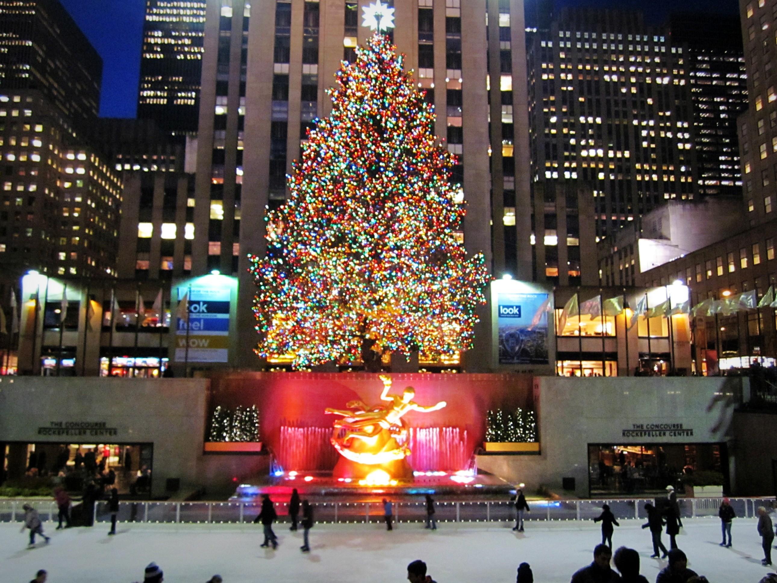 New York Christmas Wallpaper 70 Images