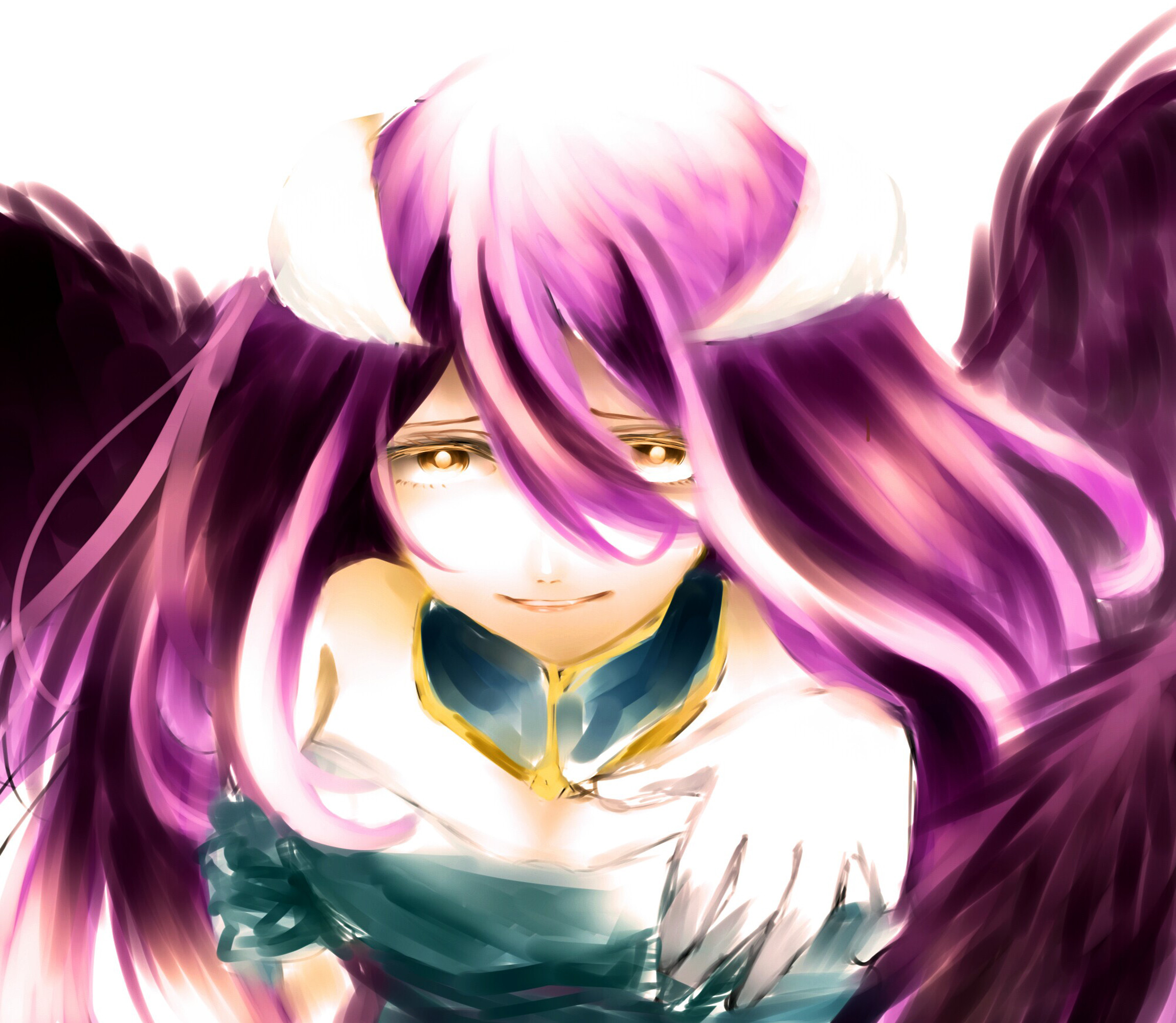 2300x2000 Anime Overlord Overlord Albedo Wallpaper