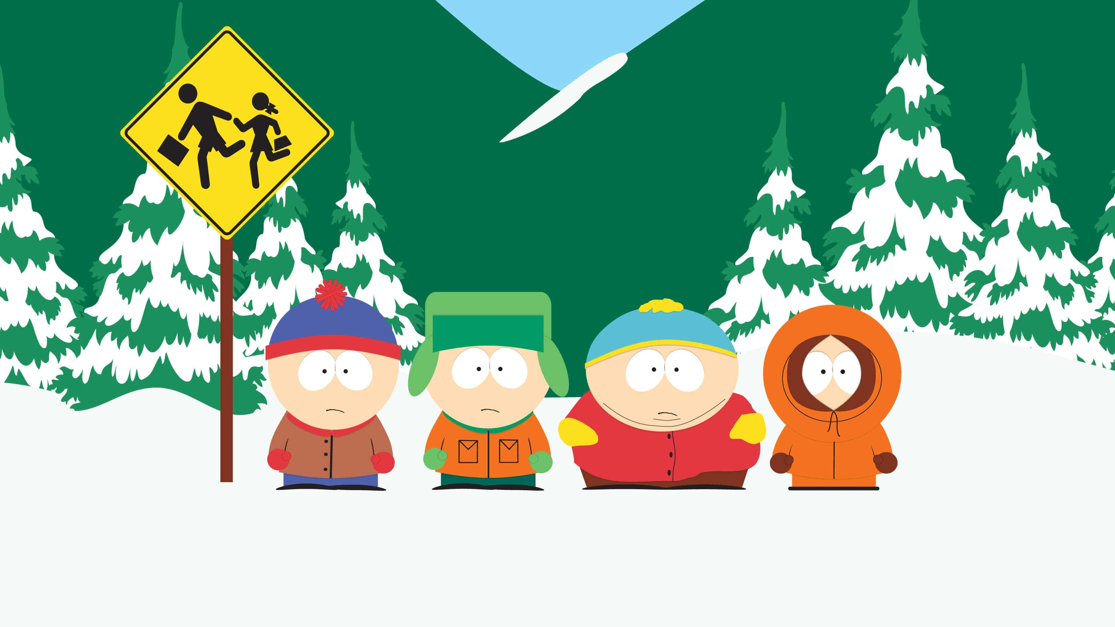 3840x2160 south park kenny wallpaper #658314