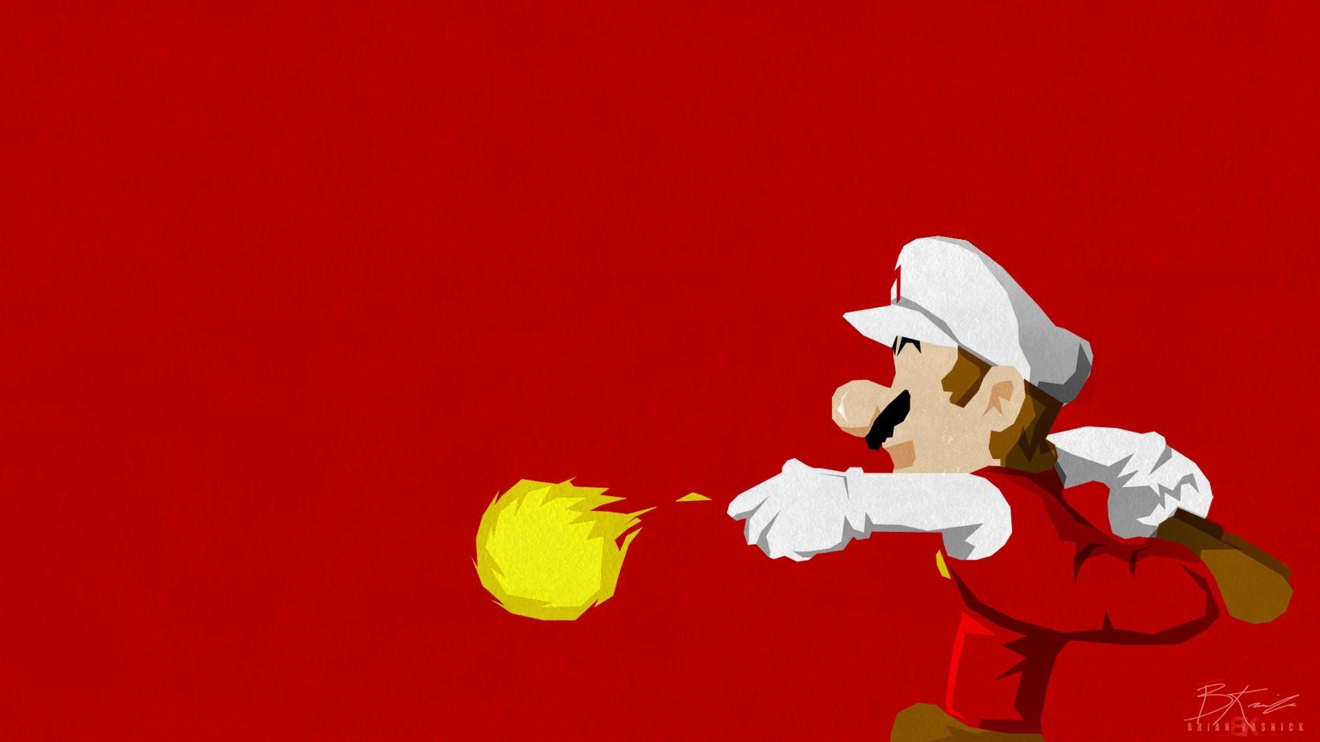 Super Mario Bros HD Wallpaper (70+ Images