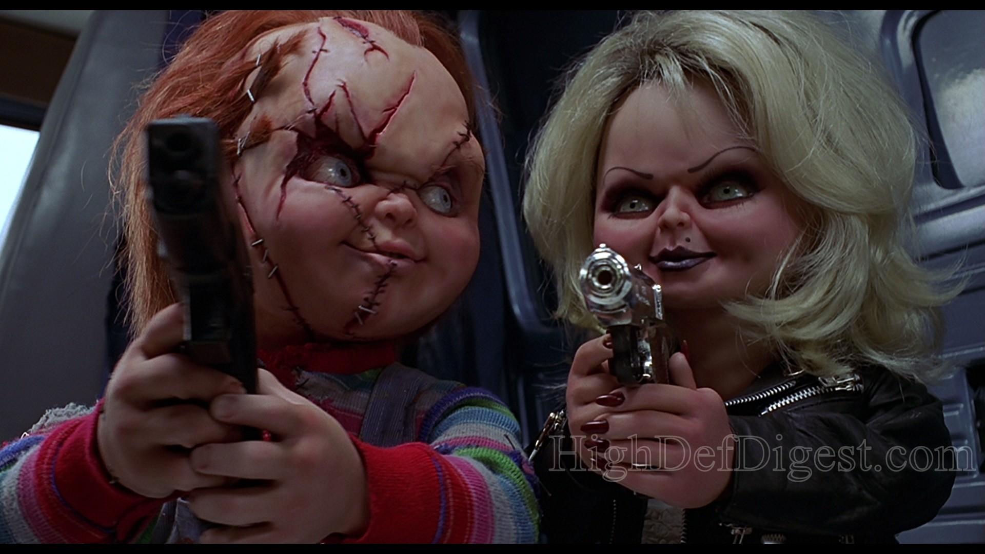 2500x1663 Chucky And Tiffany Wallpaper