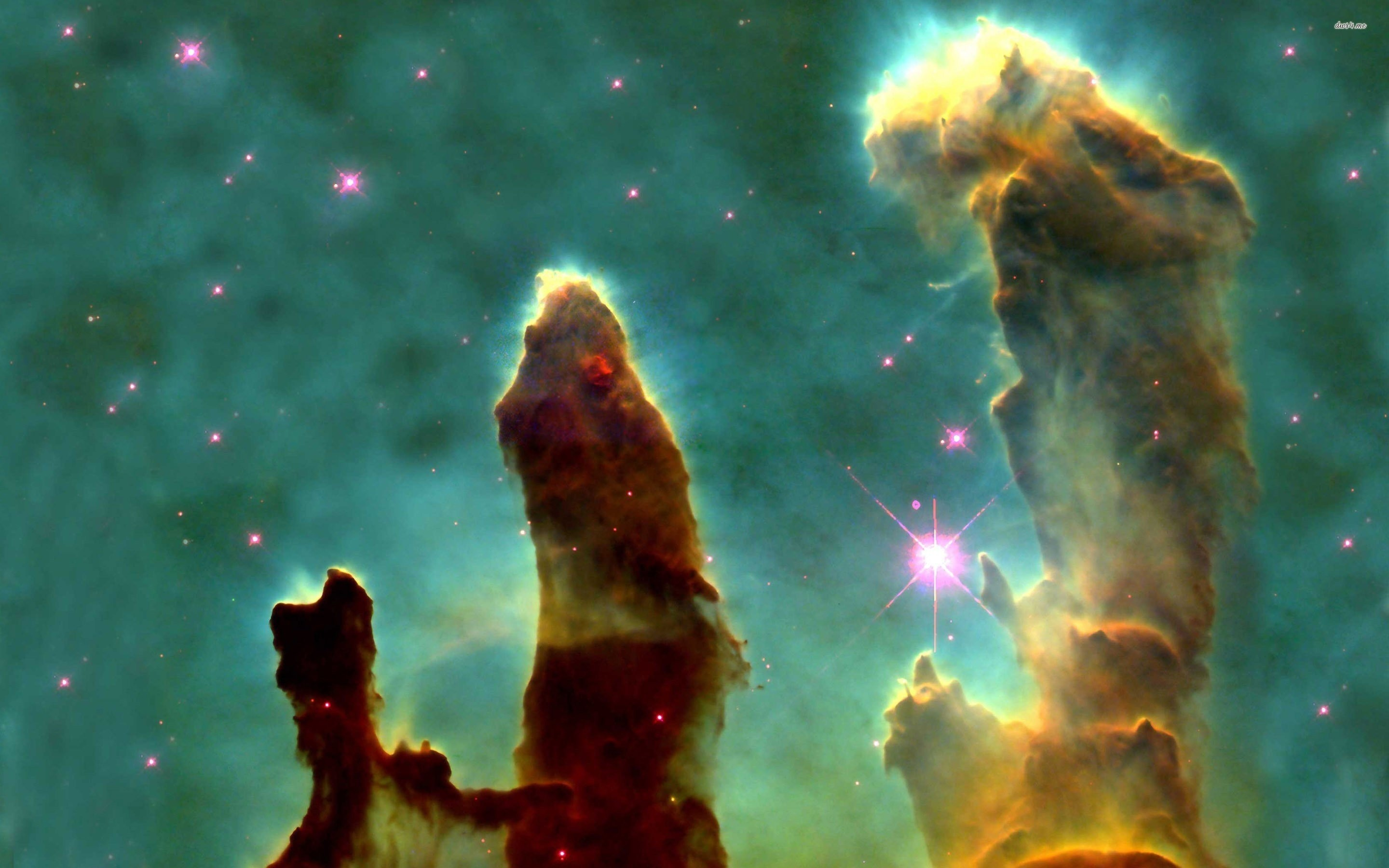 2880x1800 Pillars Of Creation ...