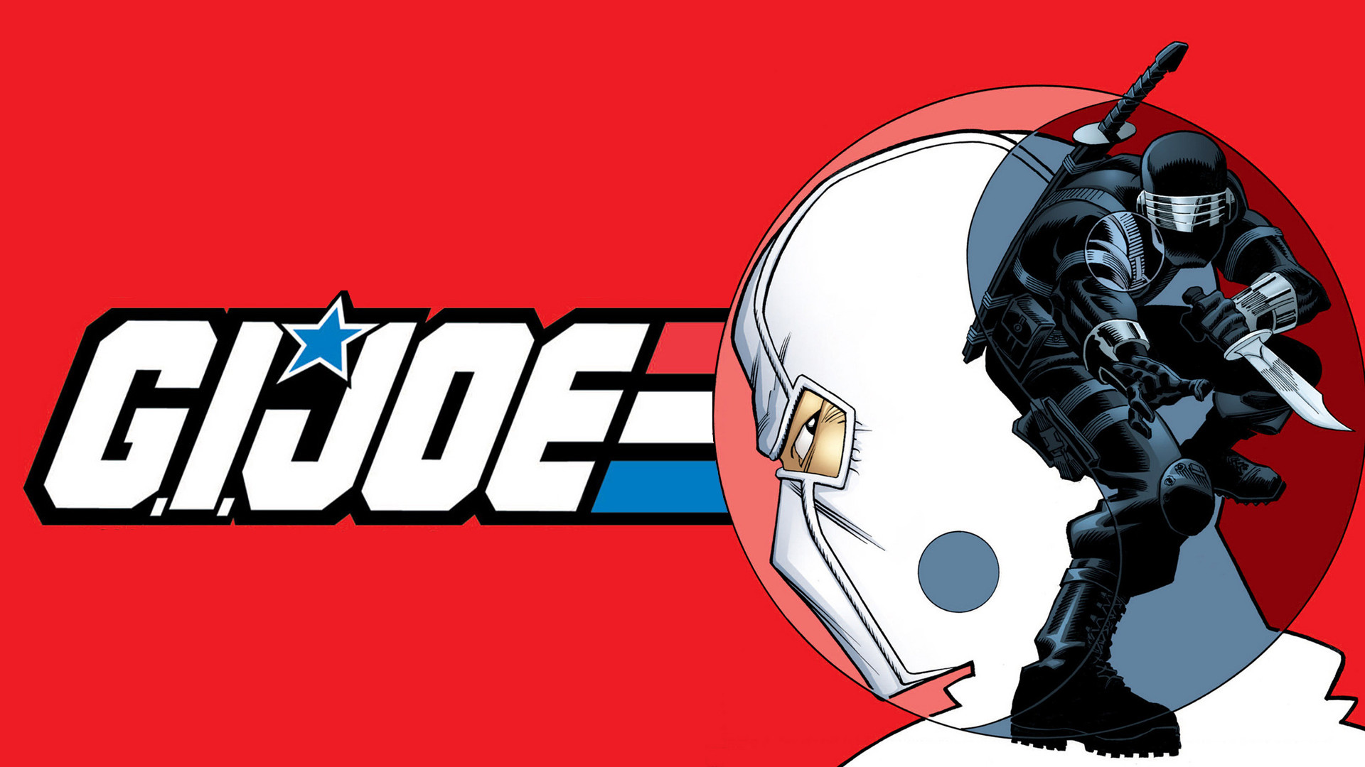 1920x1080 Comics - G.I. Joe: A Real American Hero Snake Eyes (G.I. Joe) Wallpaper