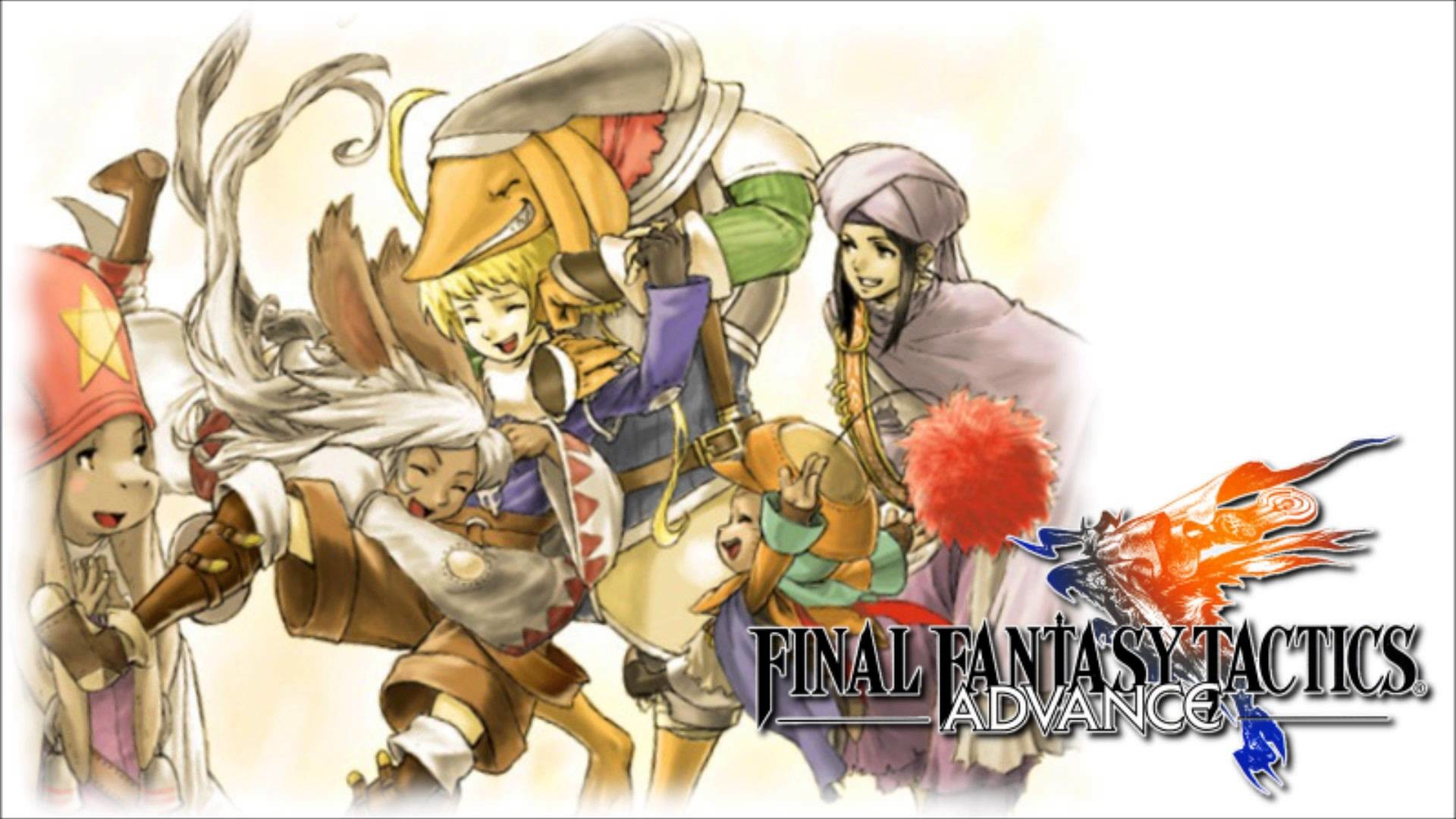 1920x1080 Final Fantasy III HD Wallpaper 18 - 1920 X 1080