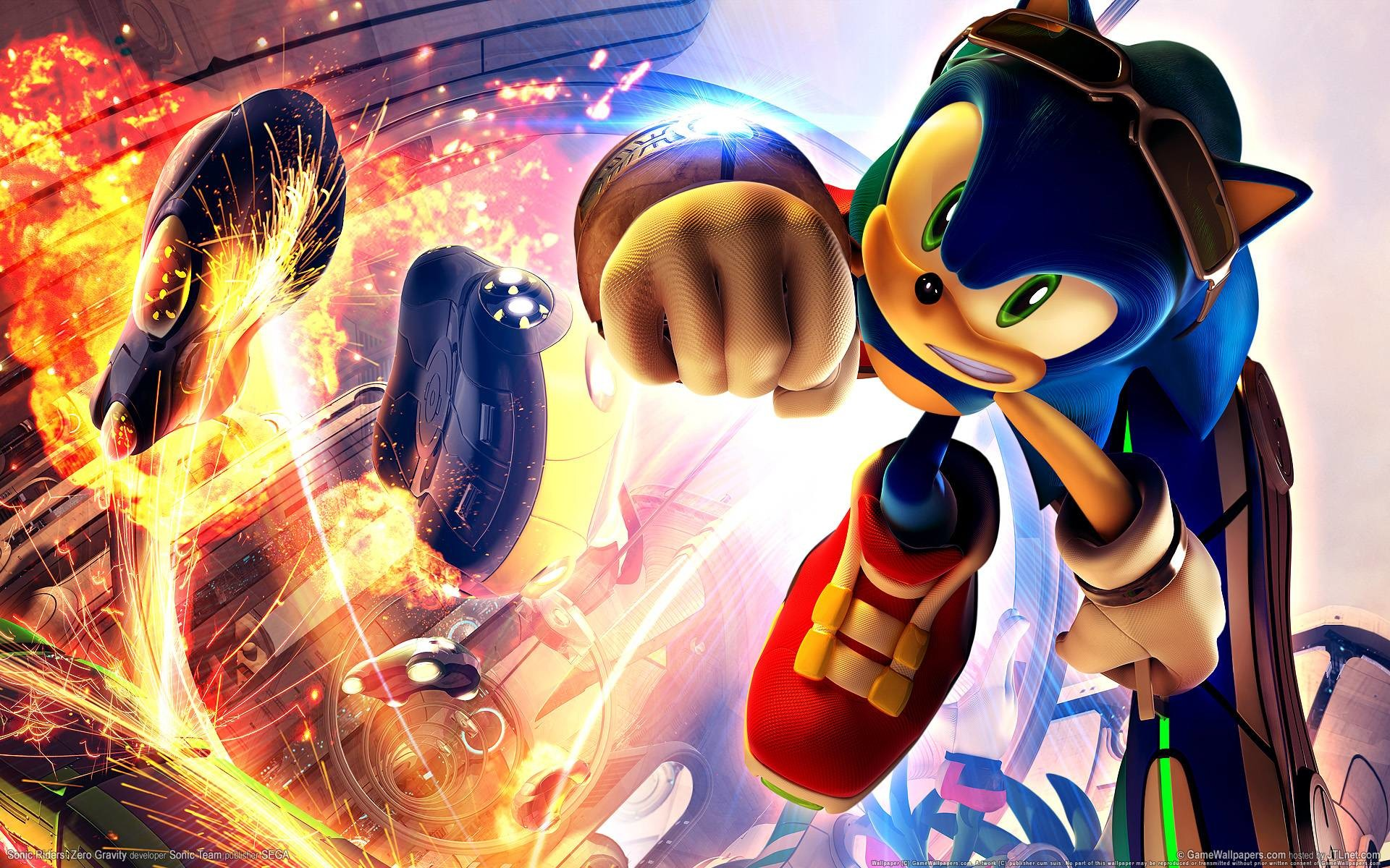 1920x1200 Sonic Wallpapers - Full HD wallpaper search