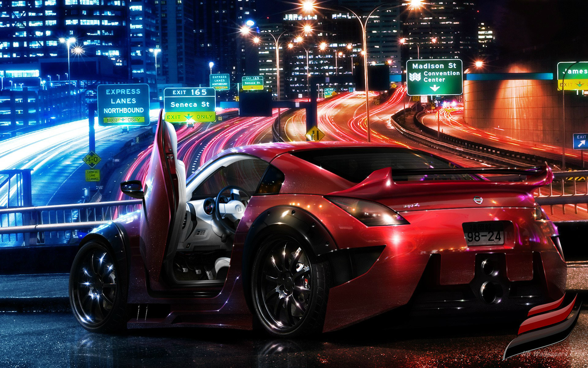 1920x1200 Car Racing Games Wallpaper Full HD 1080p