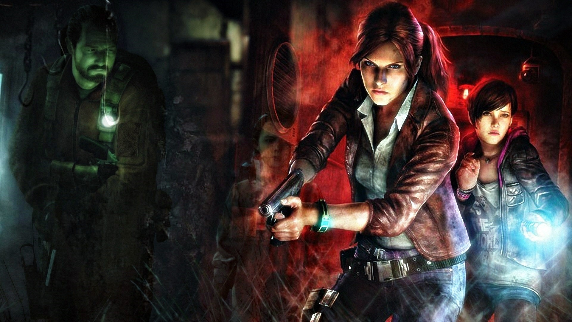 1920x1080  7 Resident Evil: Revelations 2 HD Wallpapers | Backgrounds -  Wallpaper Abyss
