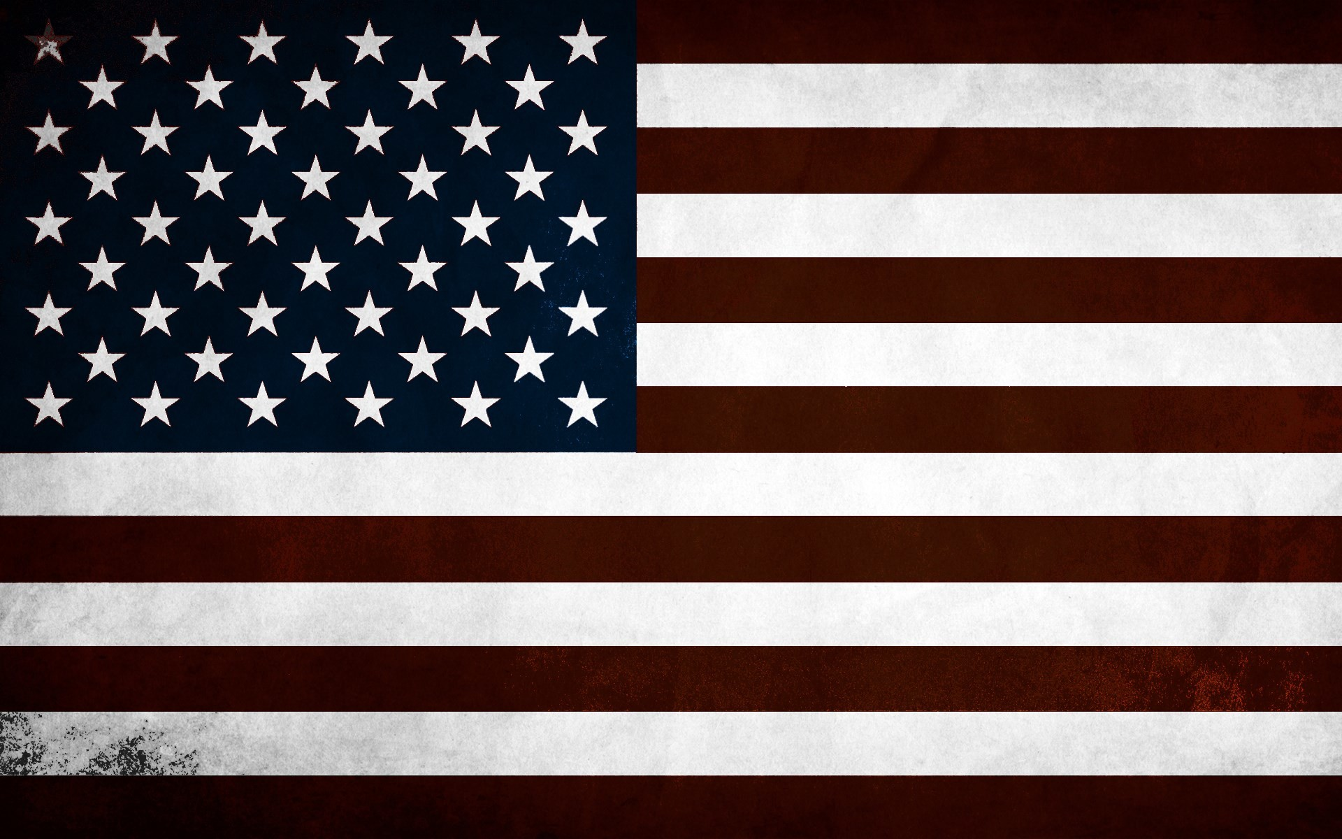 1920x1200 free computer wallpaper for american flag