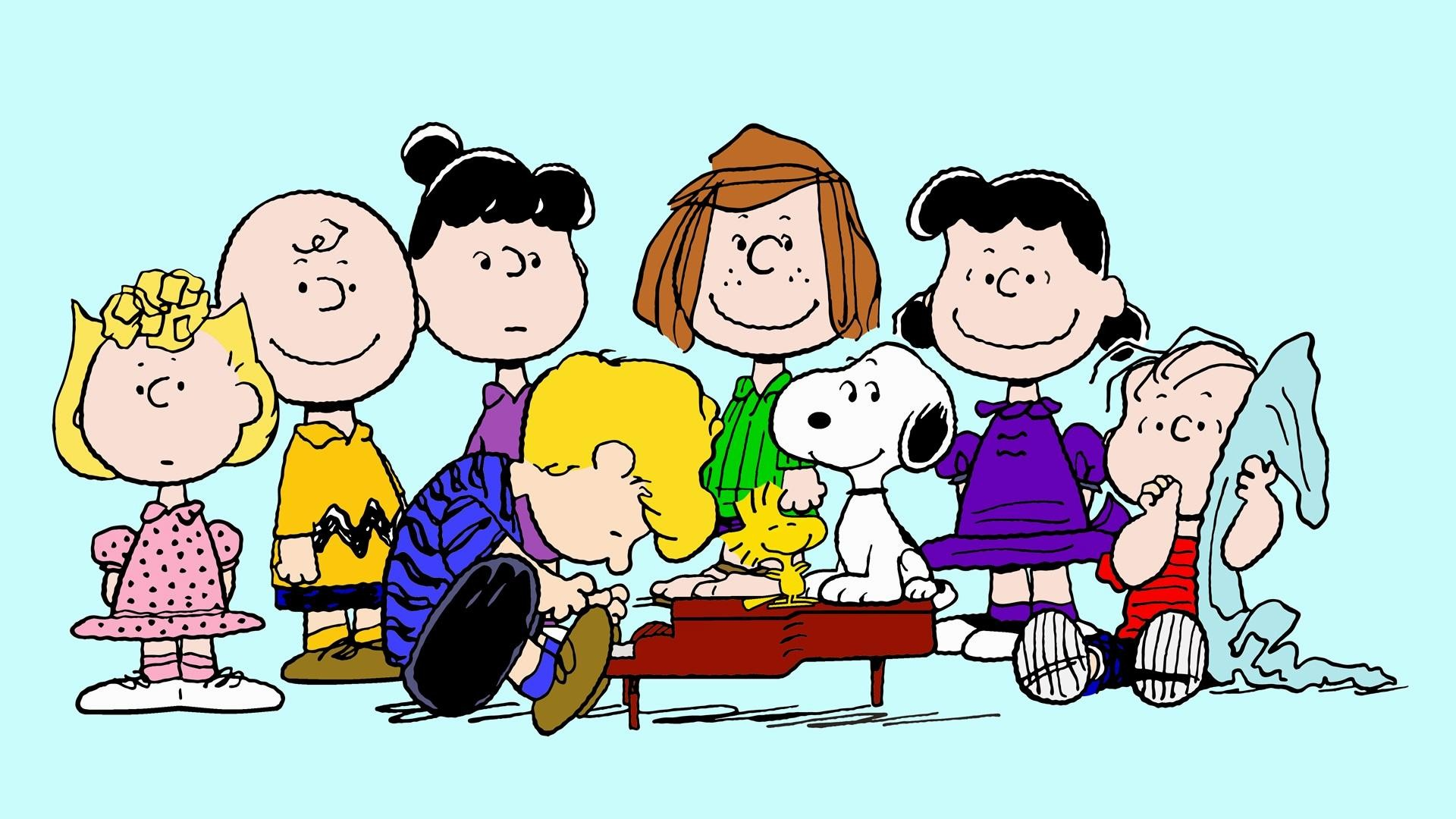 Peanuts Gang Wallpaper (52+ images)