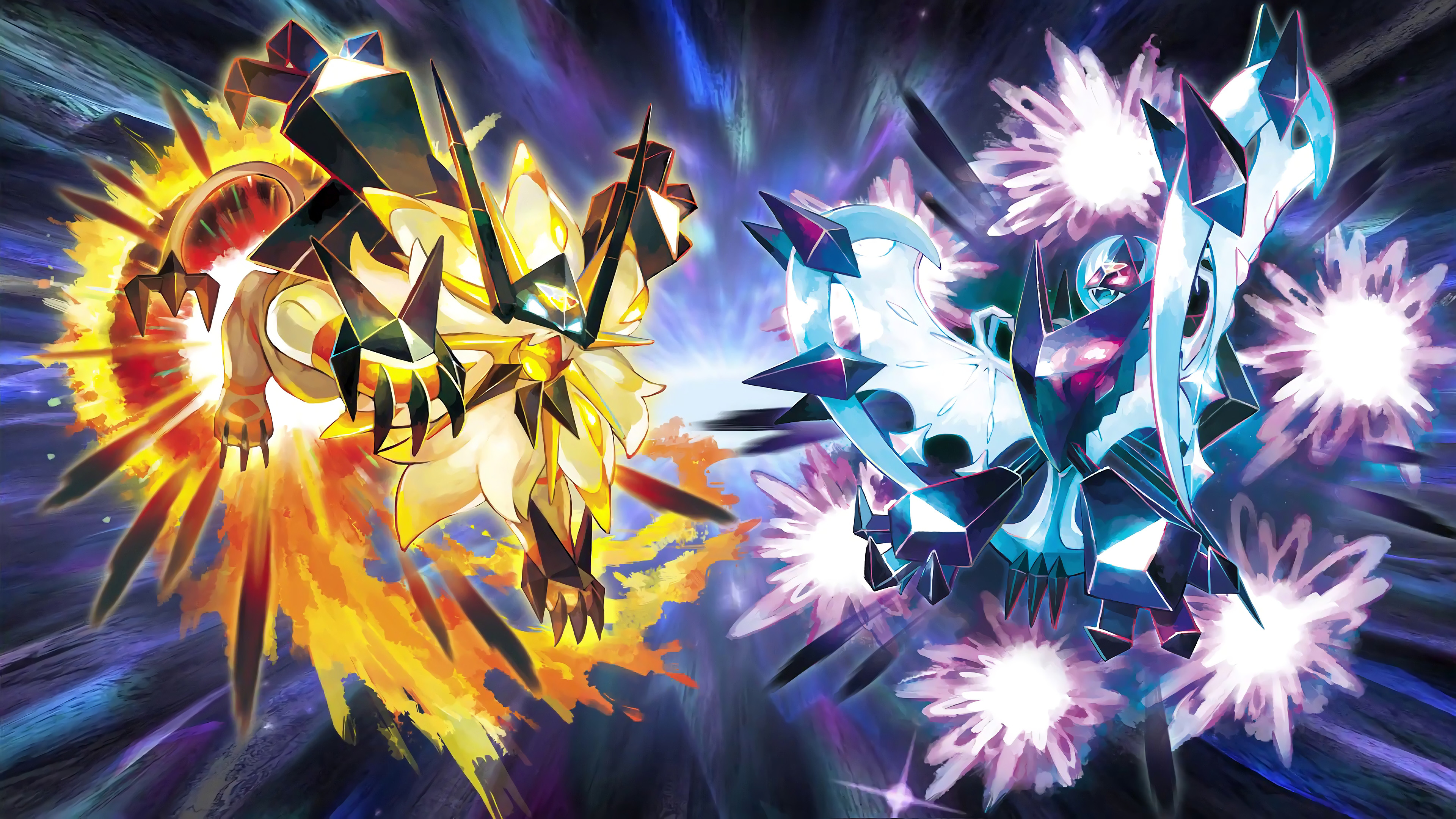 Pokemon Sun and Moon Wallpapers (68+ images)