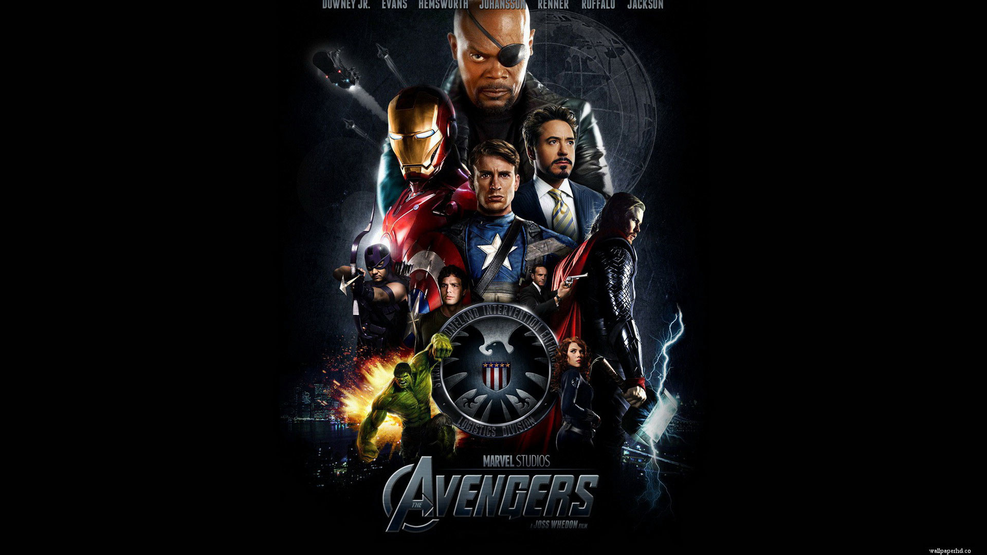Avengers HD Wallpapers 1080p (80+ Images