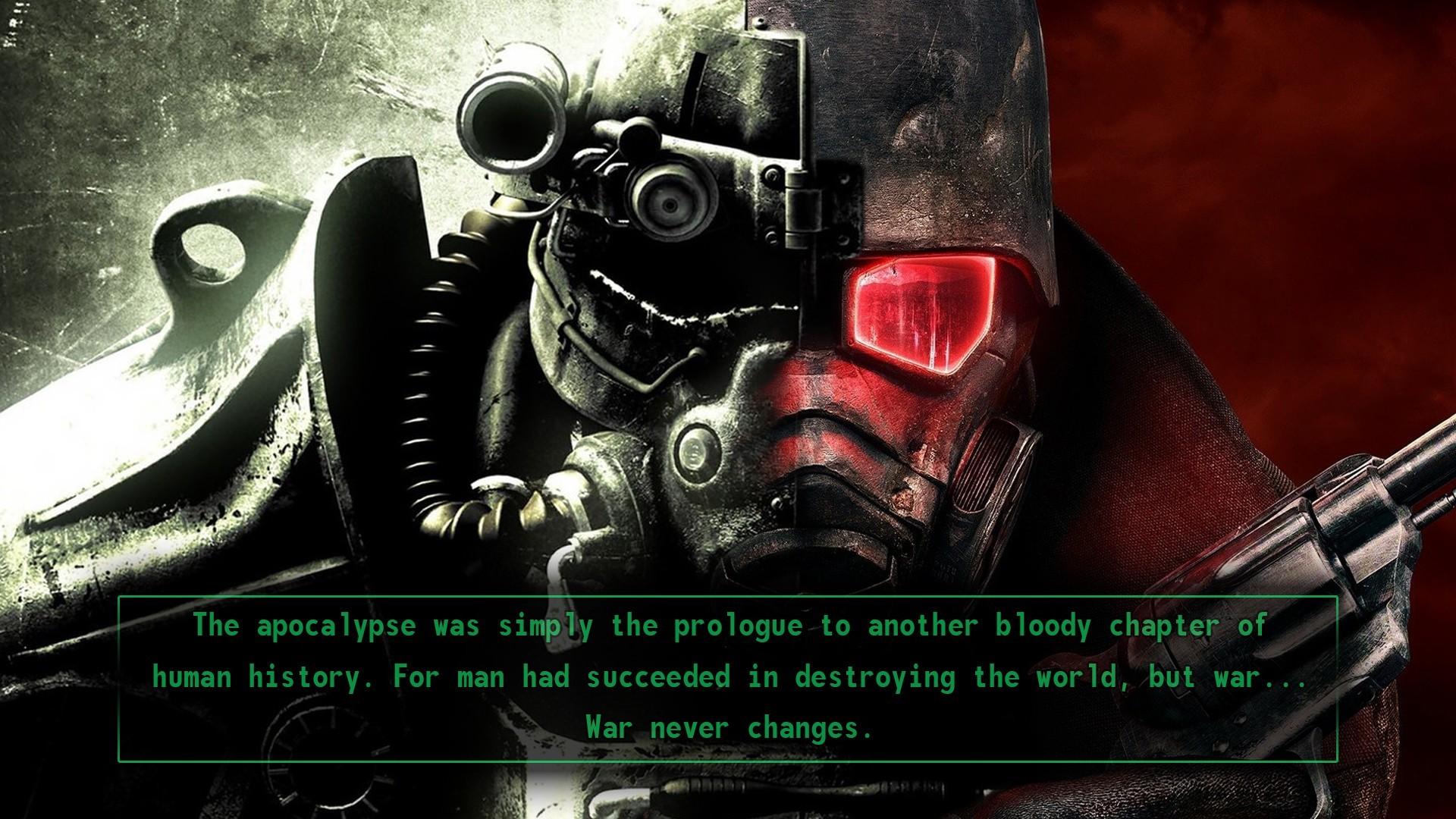 Fallout New Vegas Wallpaper (73+ images)