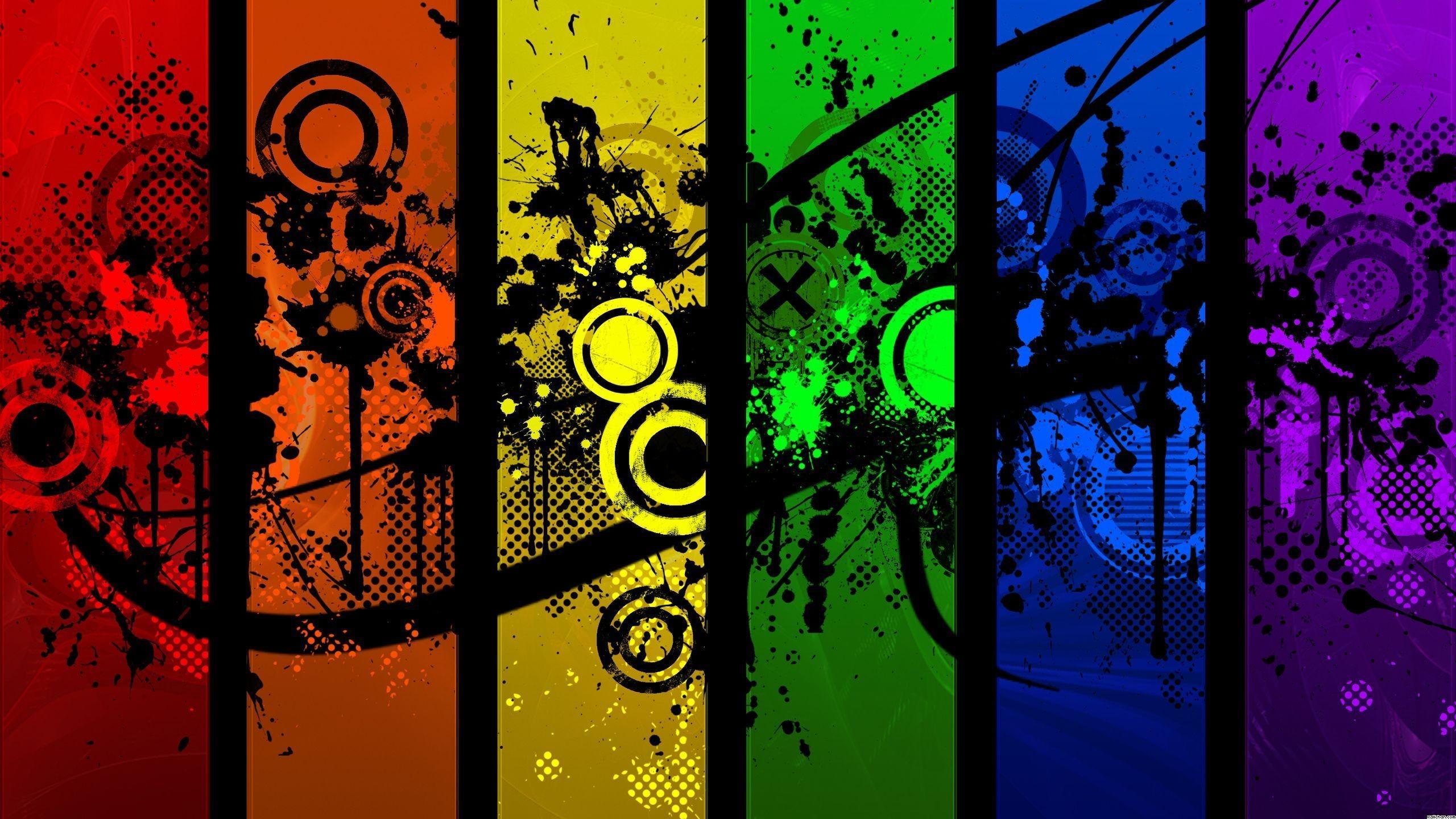Color Splash Wallpaper Hd 77 Images