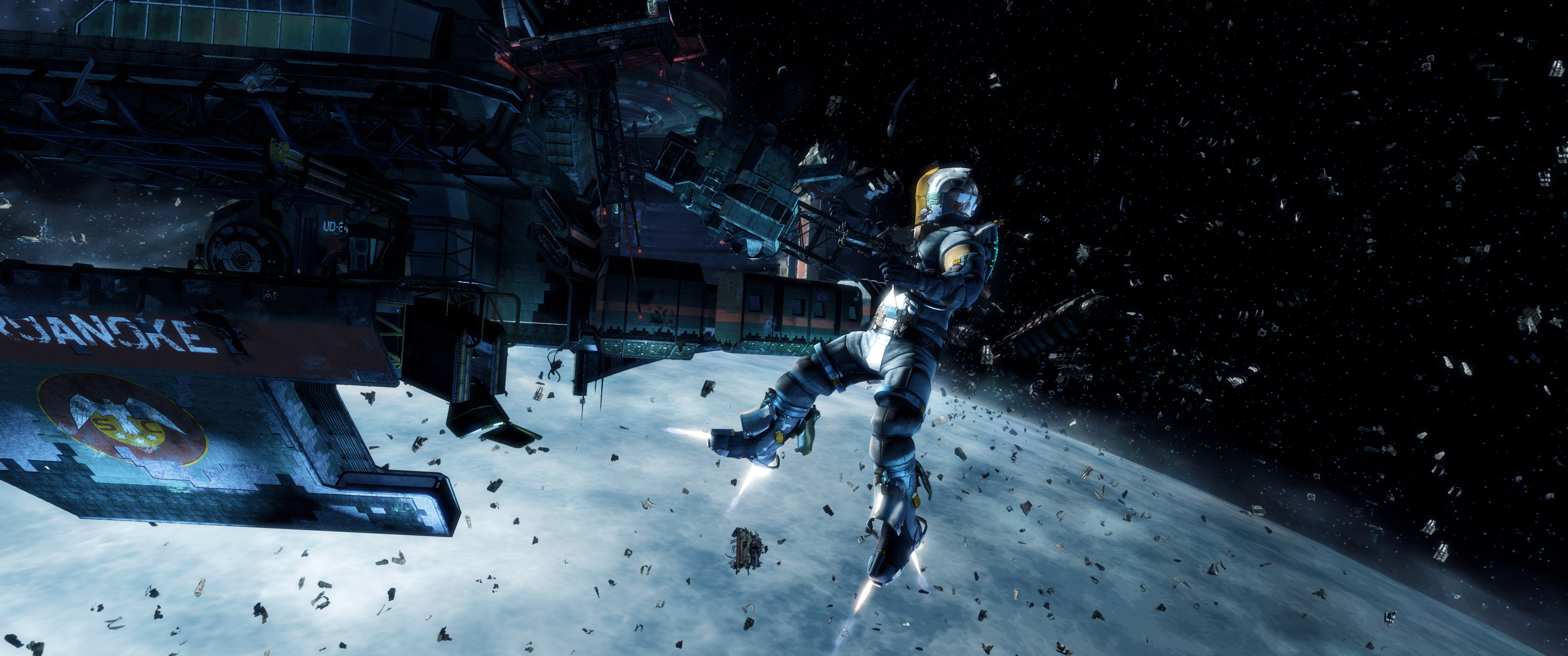 1920x1080 Dead Space 3 New HD Wallpapers IHD