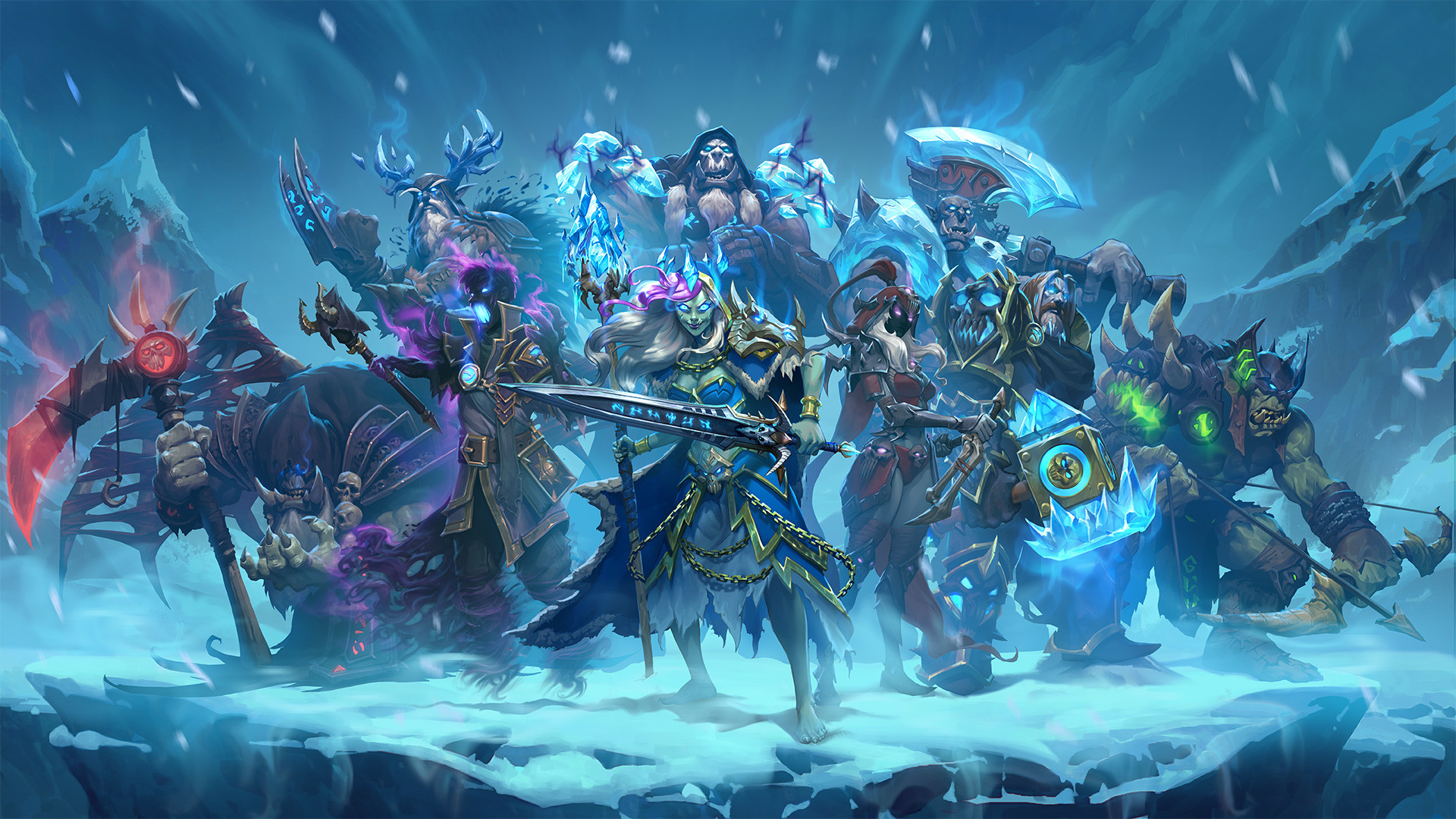 Hearthstone Wallpapers 81 Images