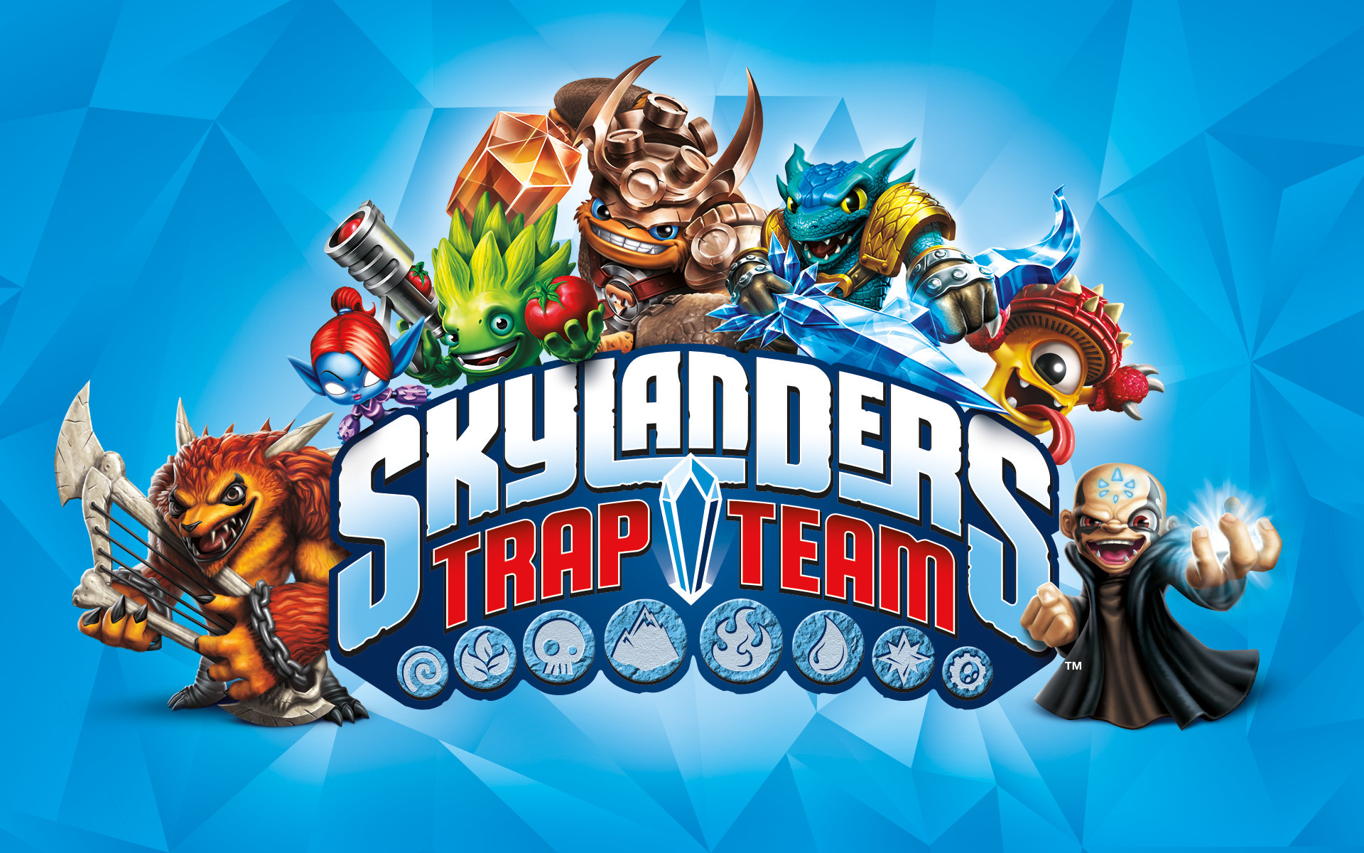 Skylanders Trap Team Wallpaper (84+ images)