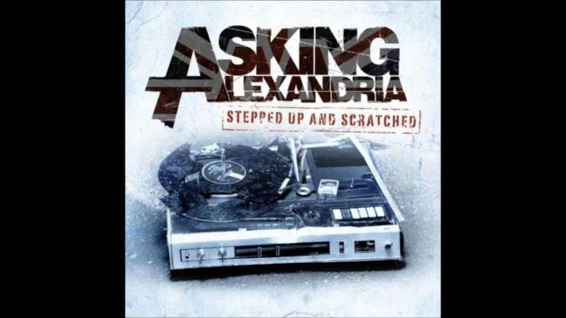 1920x1080 Asking Alexandria Stepped Up And Scratched