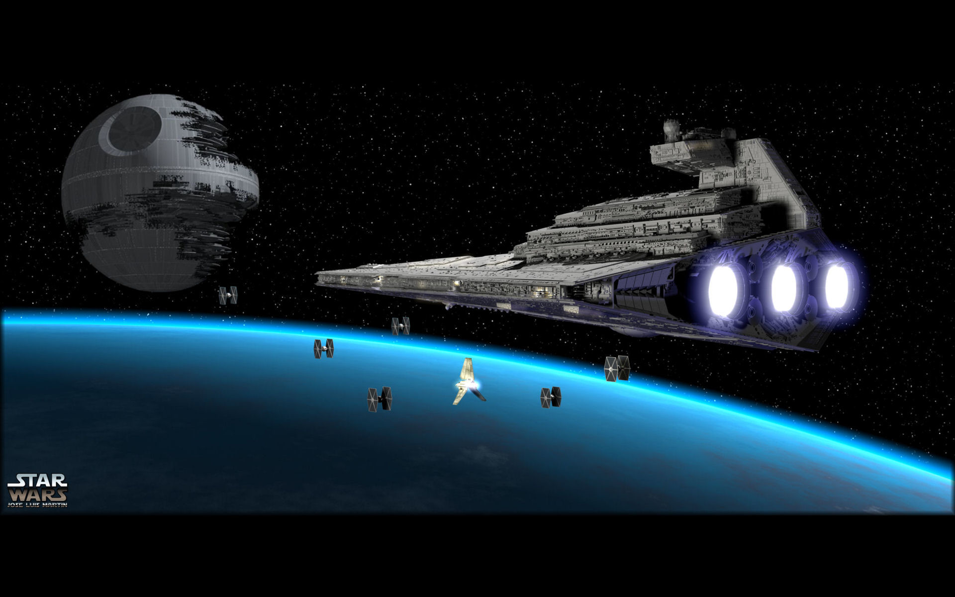 star wars space wallpaper (70+ images)