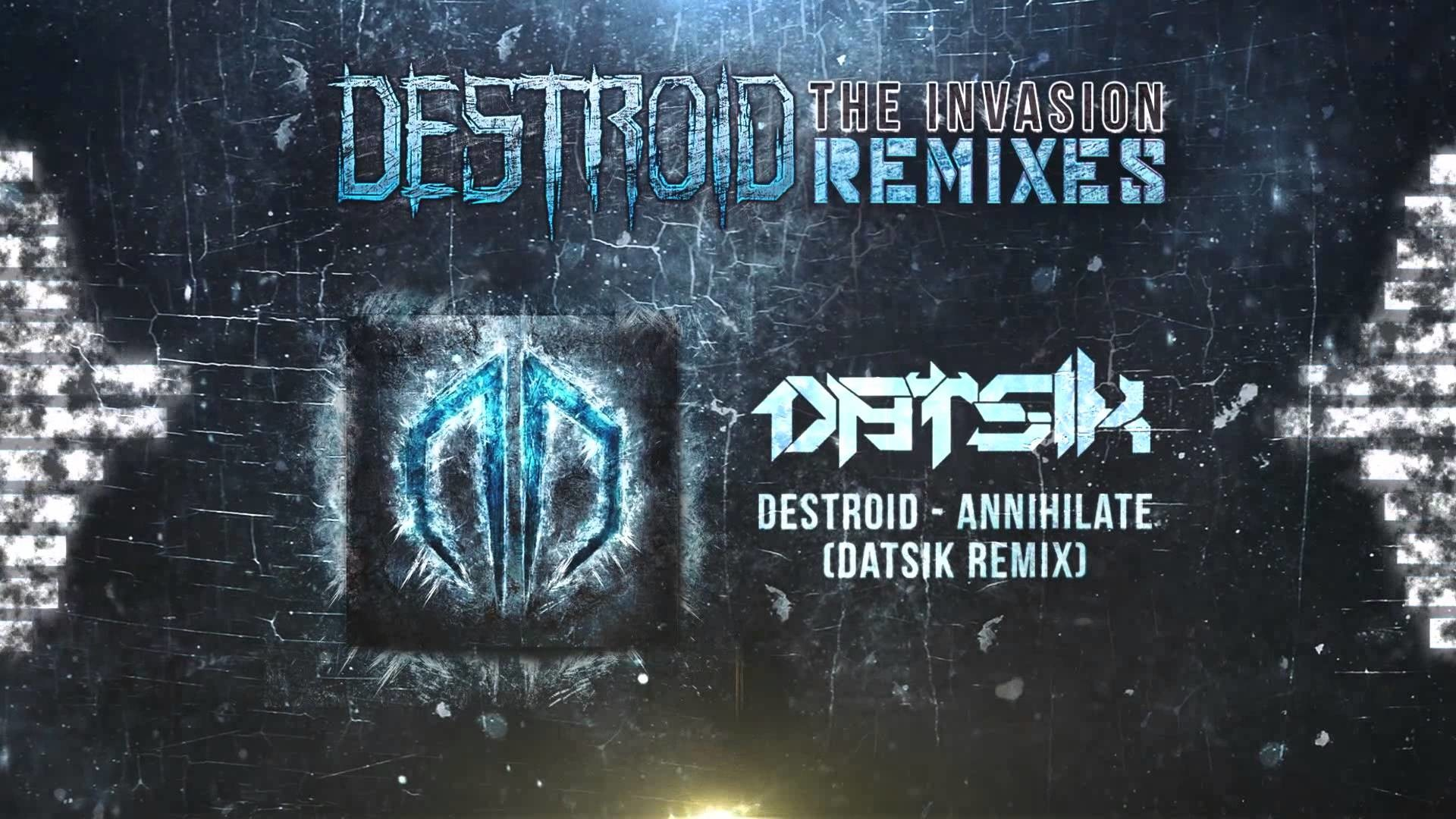 1920x1080 Destroid [Excision + Far Too Loud] - Annihilate (Datsik Remix) Official -  YouTube