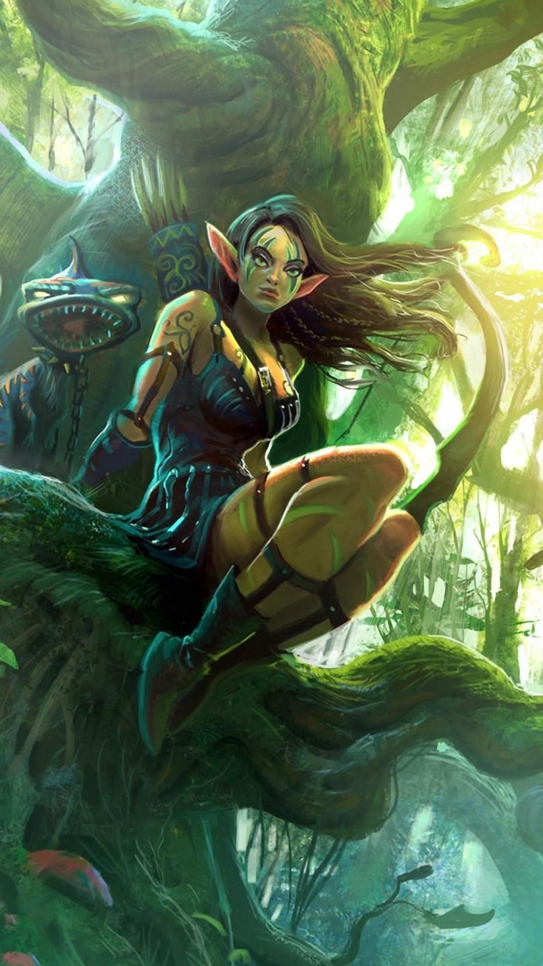 Elven Forest Wallpaper 74 Images