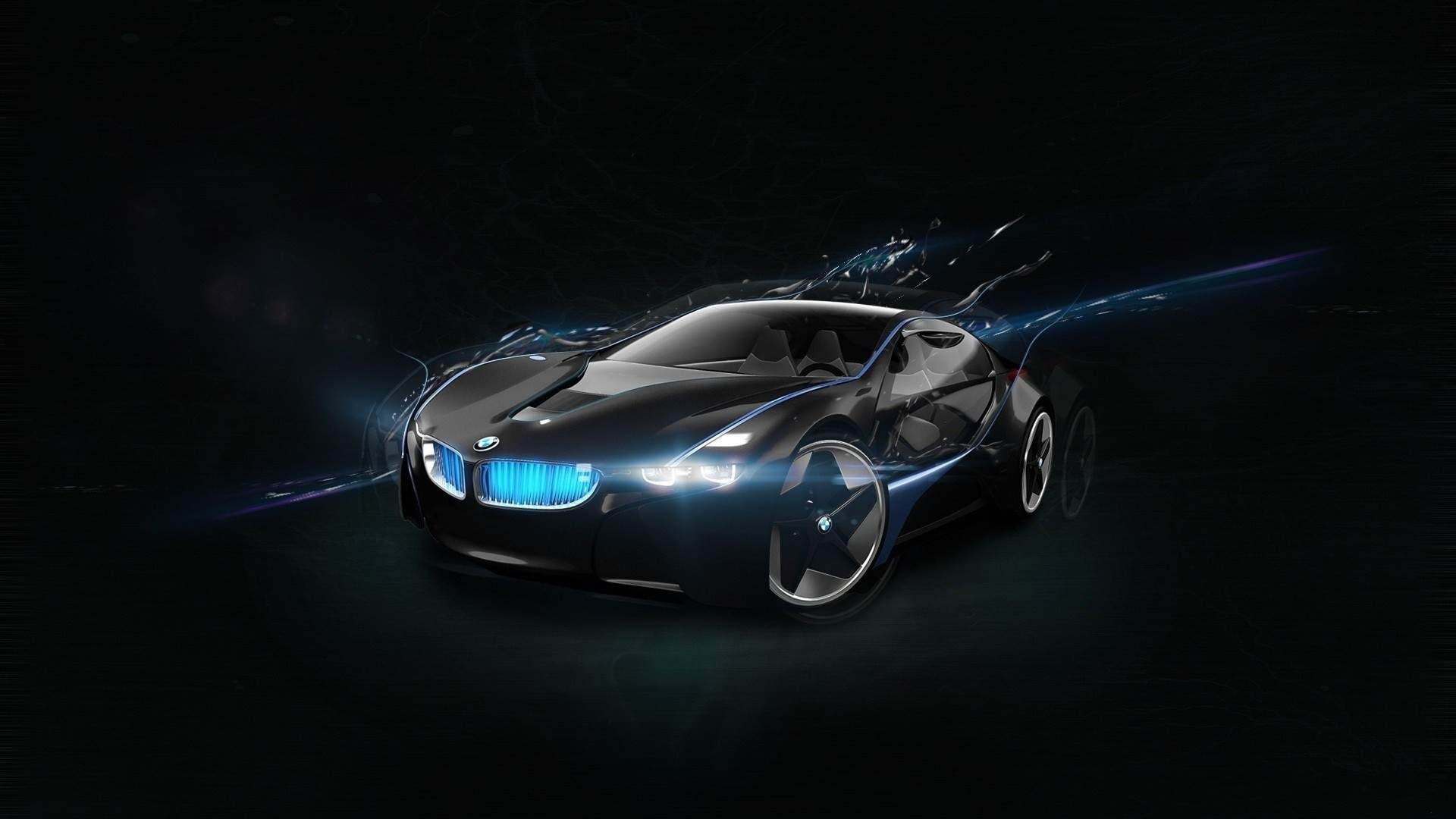 1920x1080 BMW Vision Super Car Wallpapers | HD Wallpapers