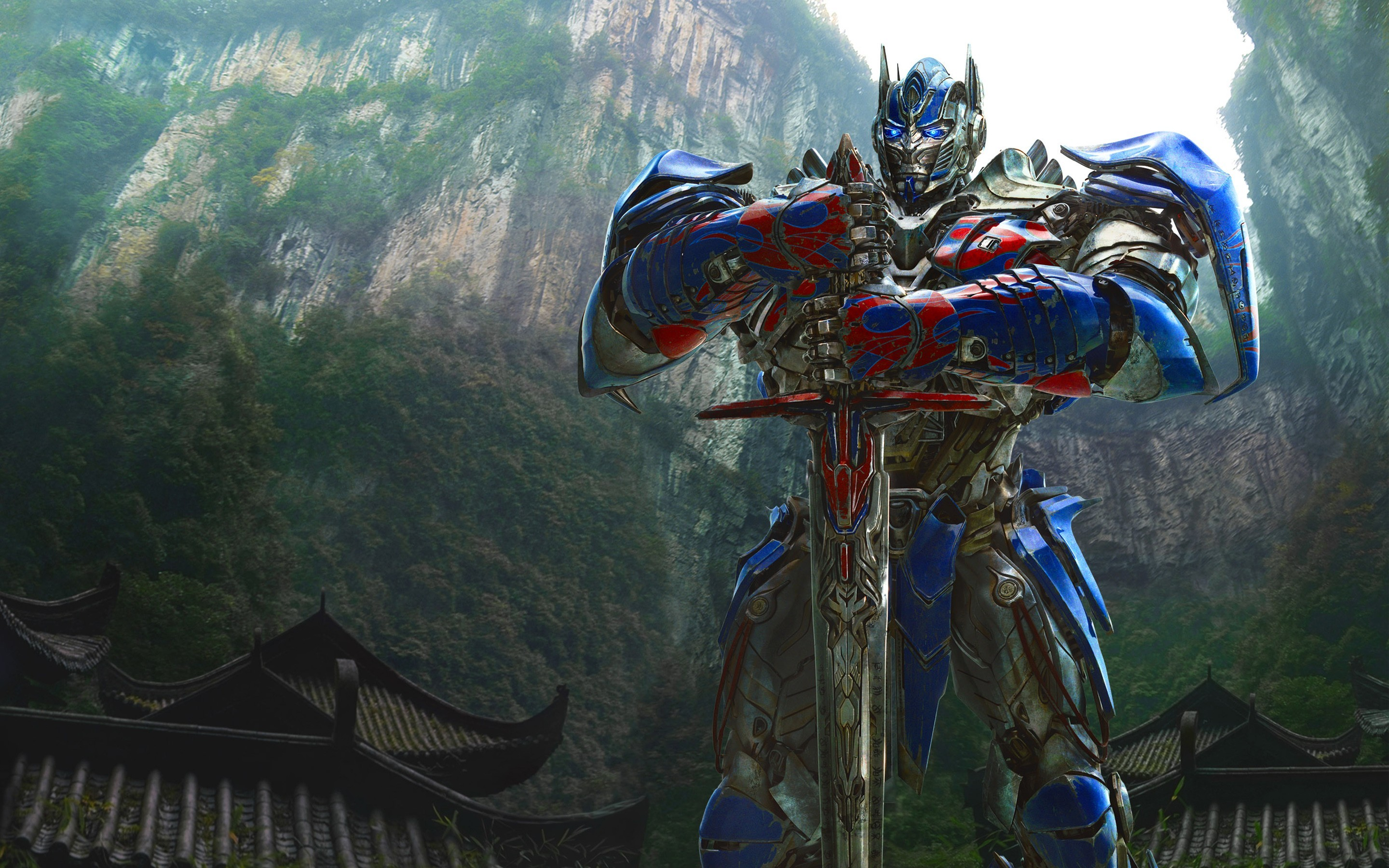 2880x1800 ...  Download Optimus Prime In Transformers HD 4k Wallpapers In..