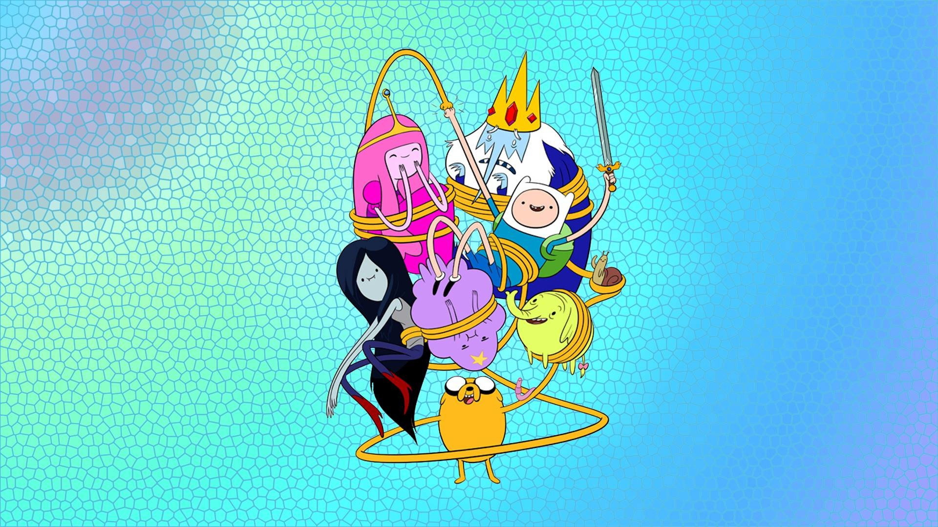 Adventure time wallpapers for desktop 55 images 1920x1080 free protagonistas de adventure time desktop wallpaper la hora thecheapjerseys Choice Image