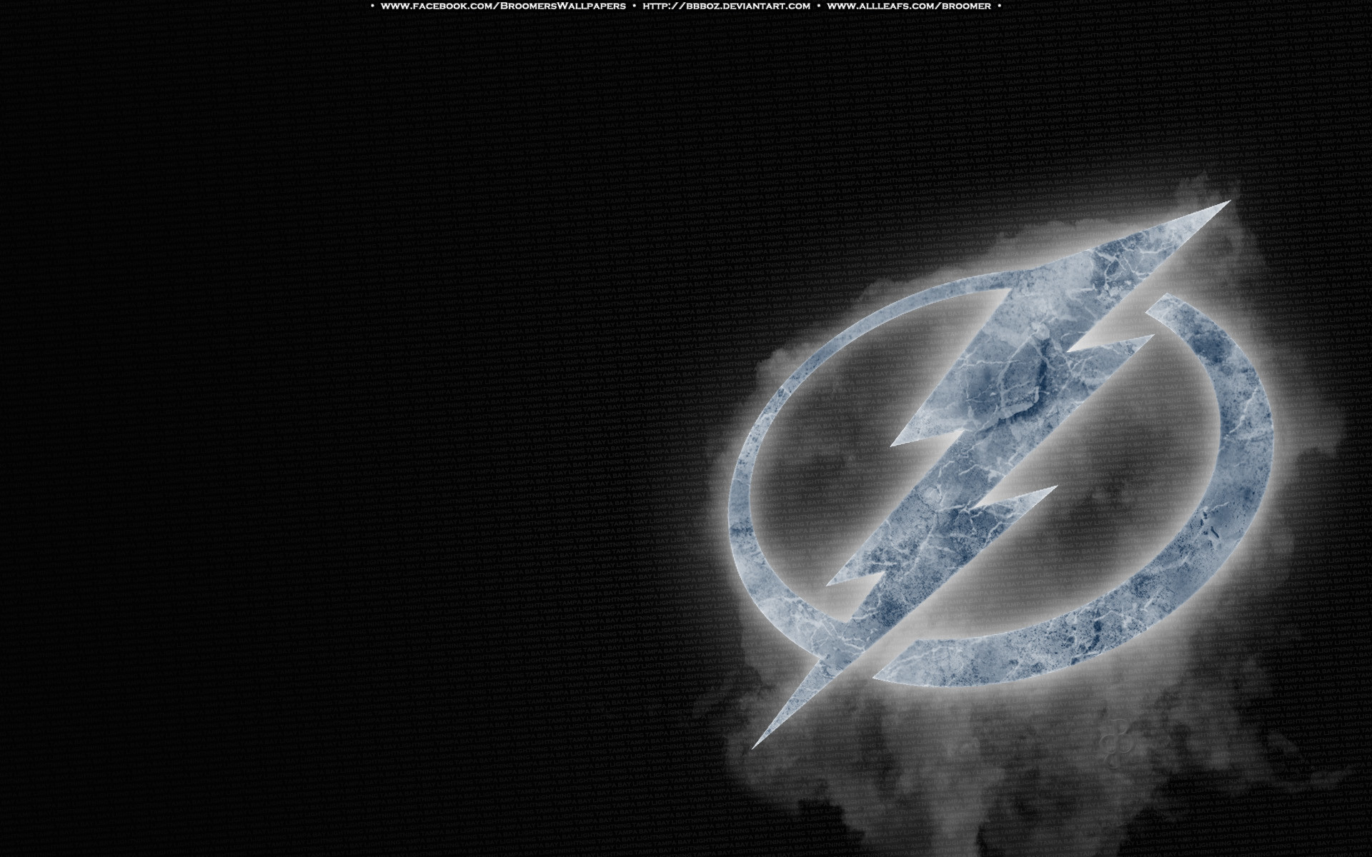 1920x1200 tampa bay lightning ice by bbboz fan art wallpaper other 2011 2015