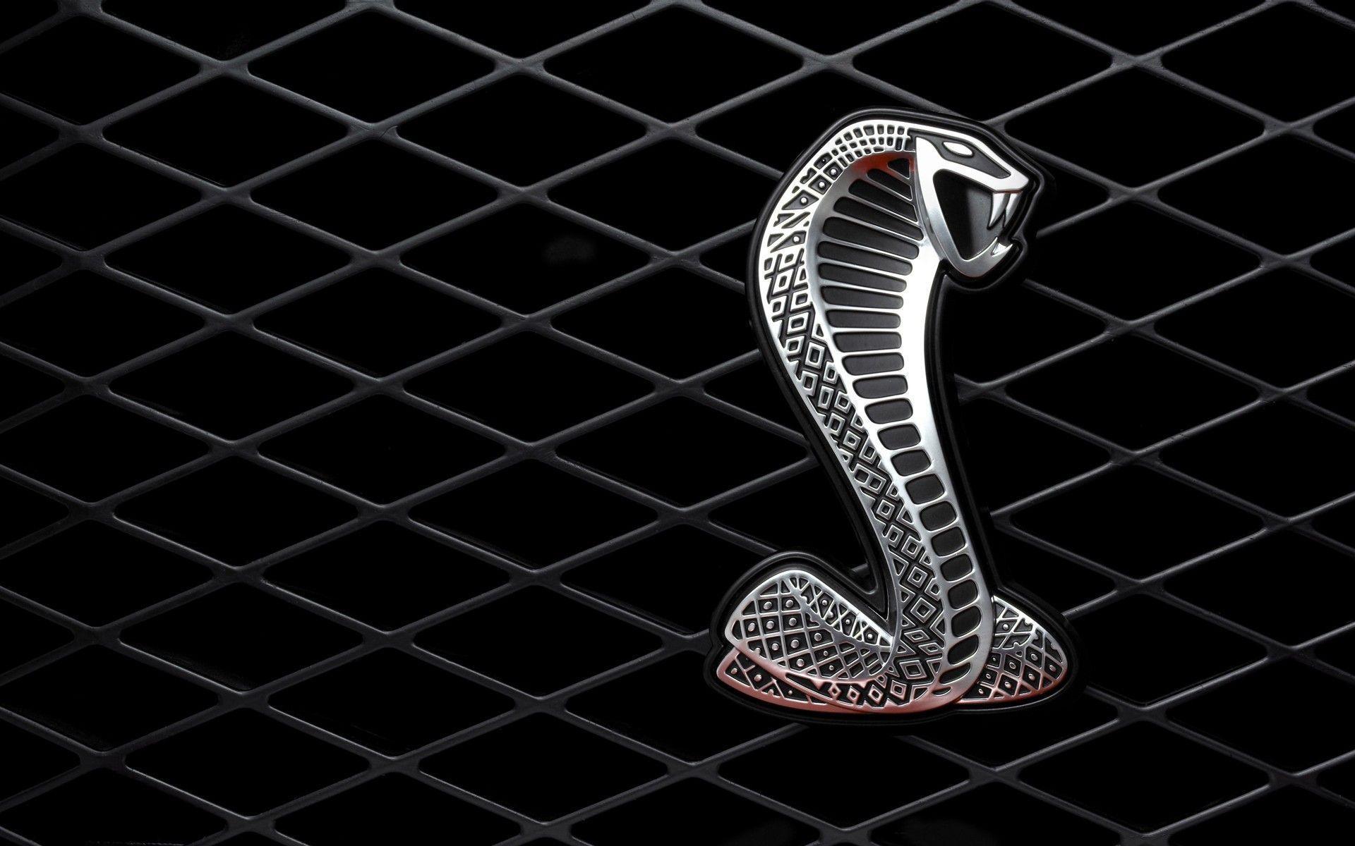 Mustang Logo Wallpaper Iphone