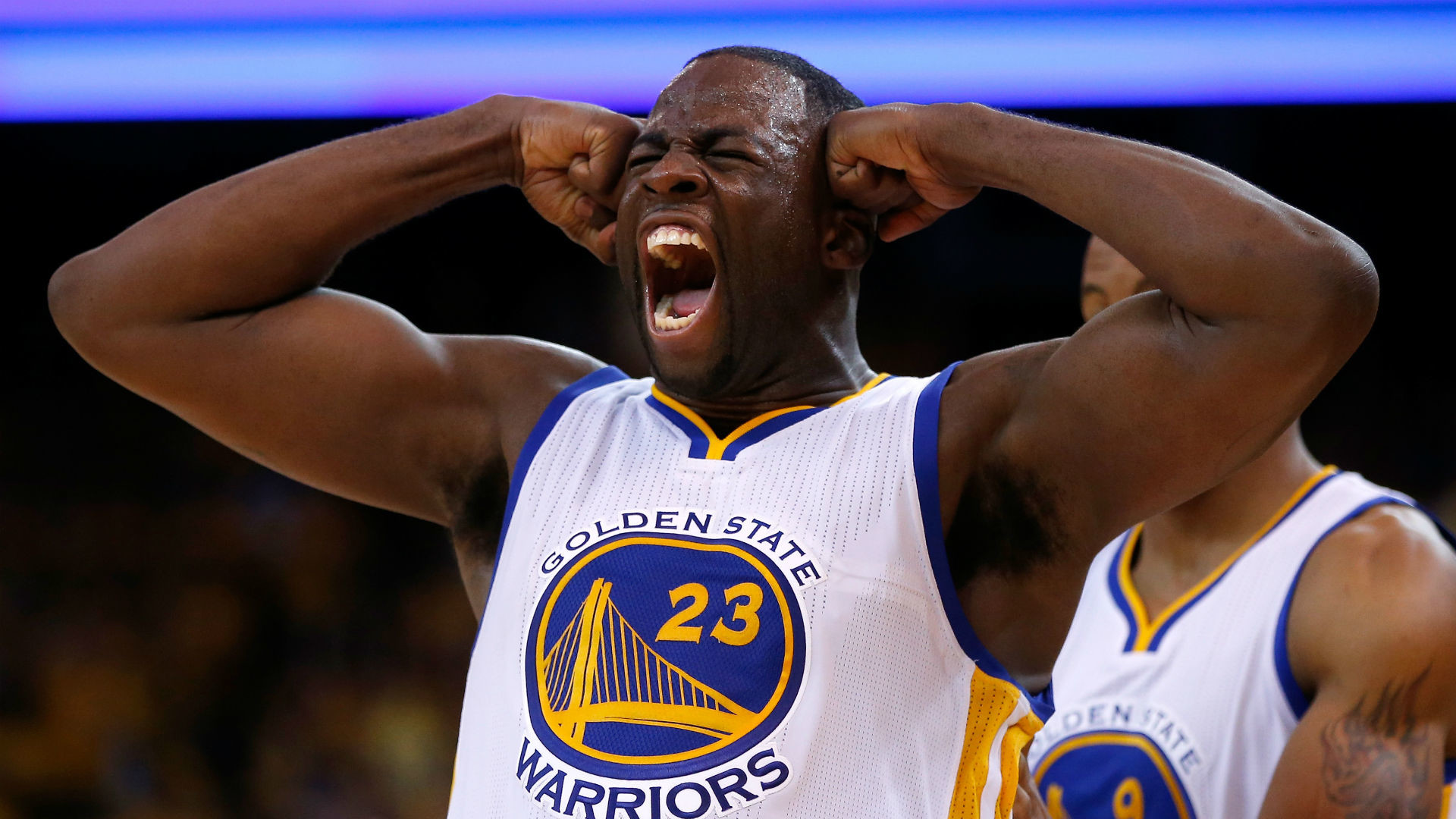 1920x1080 Draymond Green Pushes Warriors Past Blazers in Game 2
