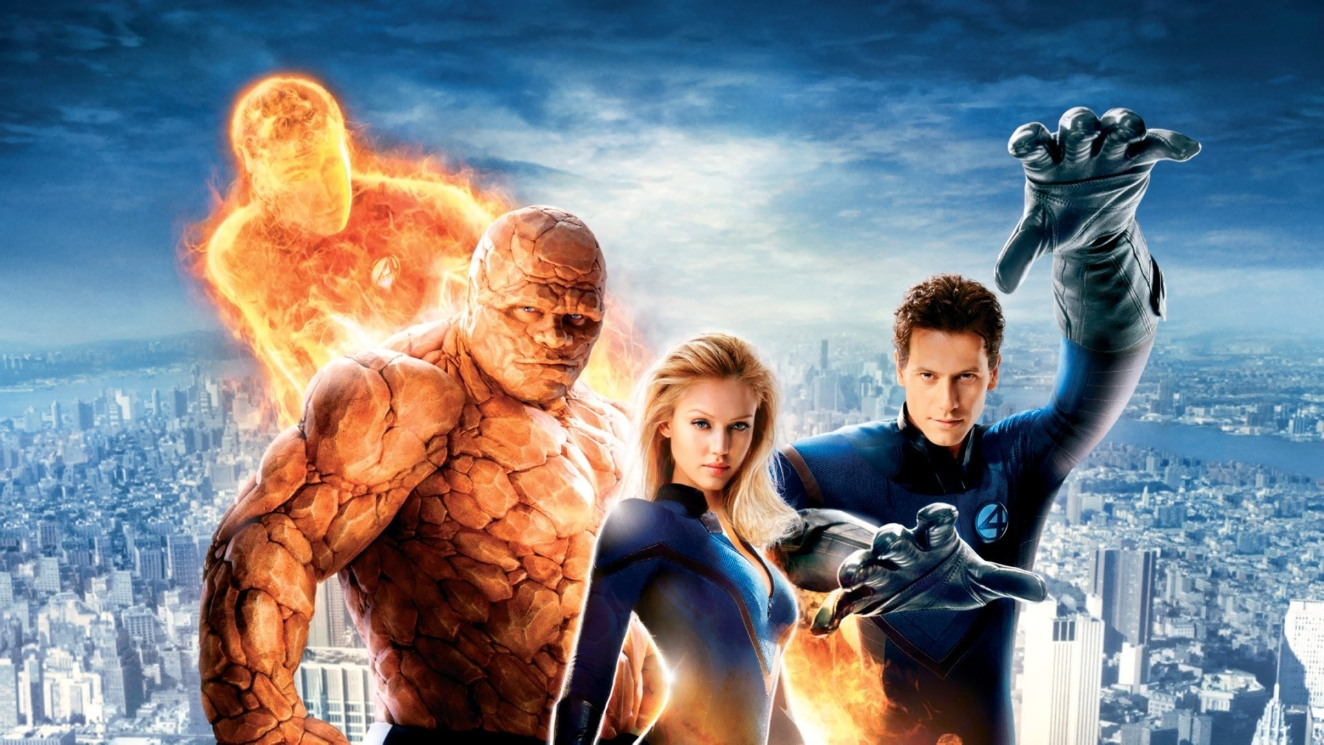 1920x1080 High Quality fantastic four backround, 420 kB - Van Little
