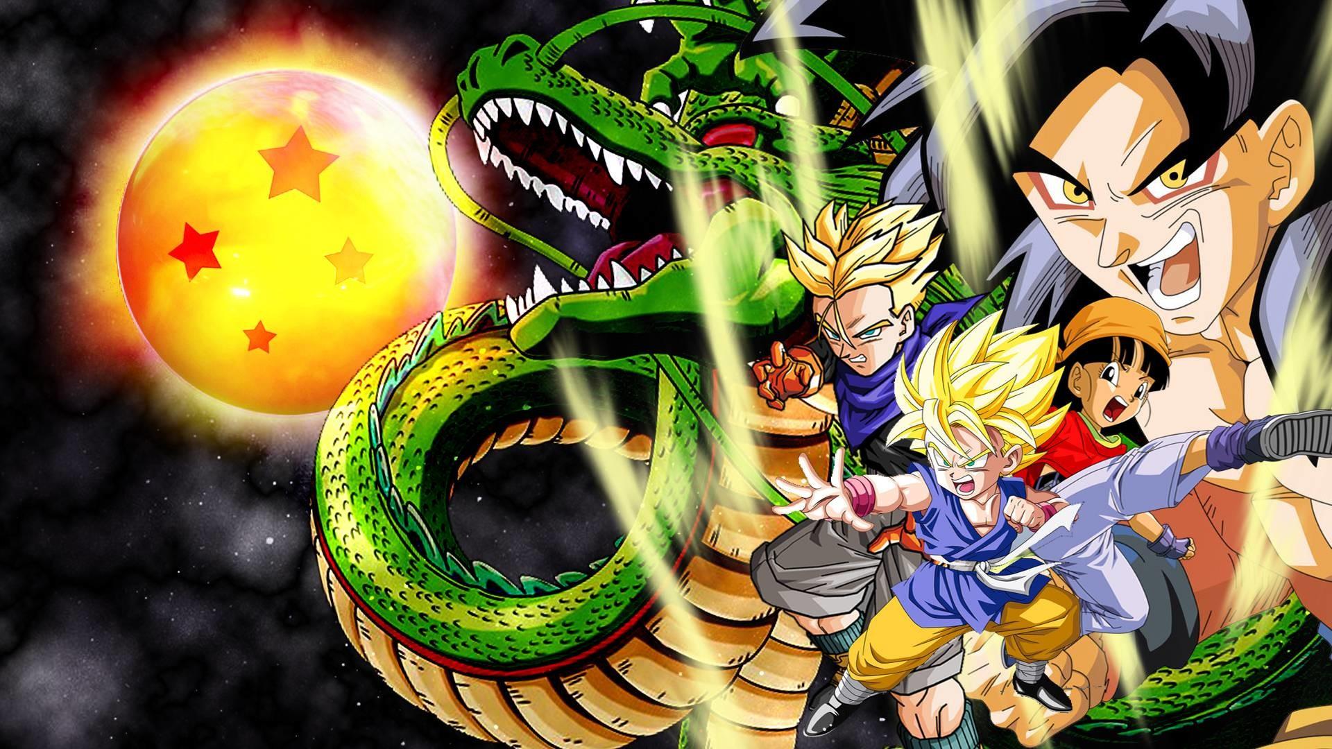 Dragon Ball HD Wallpapers (71+ Images