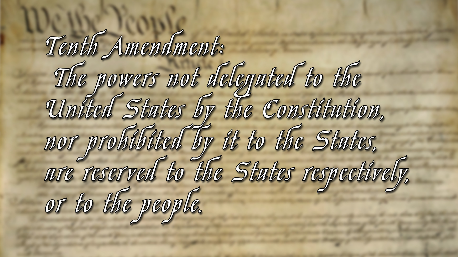 1920x1080 The Reserved Powers of the Tenth Amendment - The Imaginative Conservative