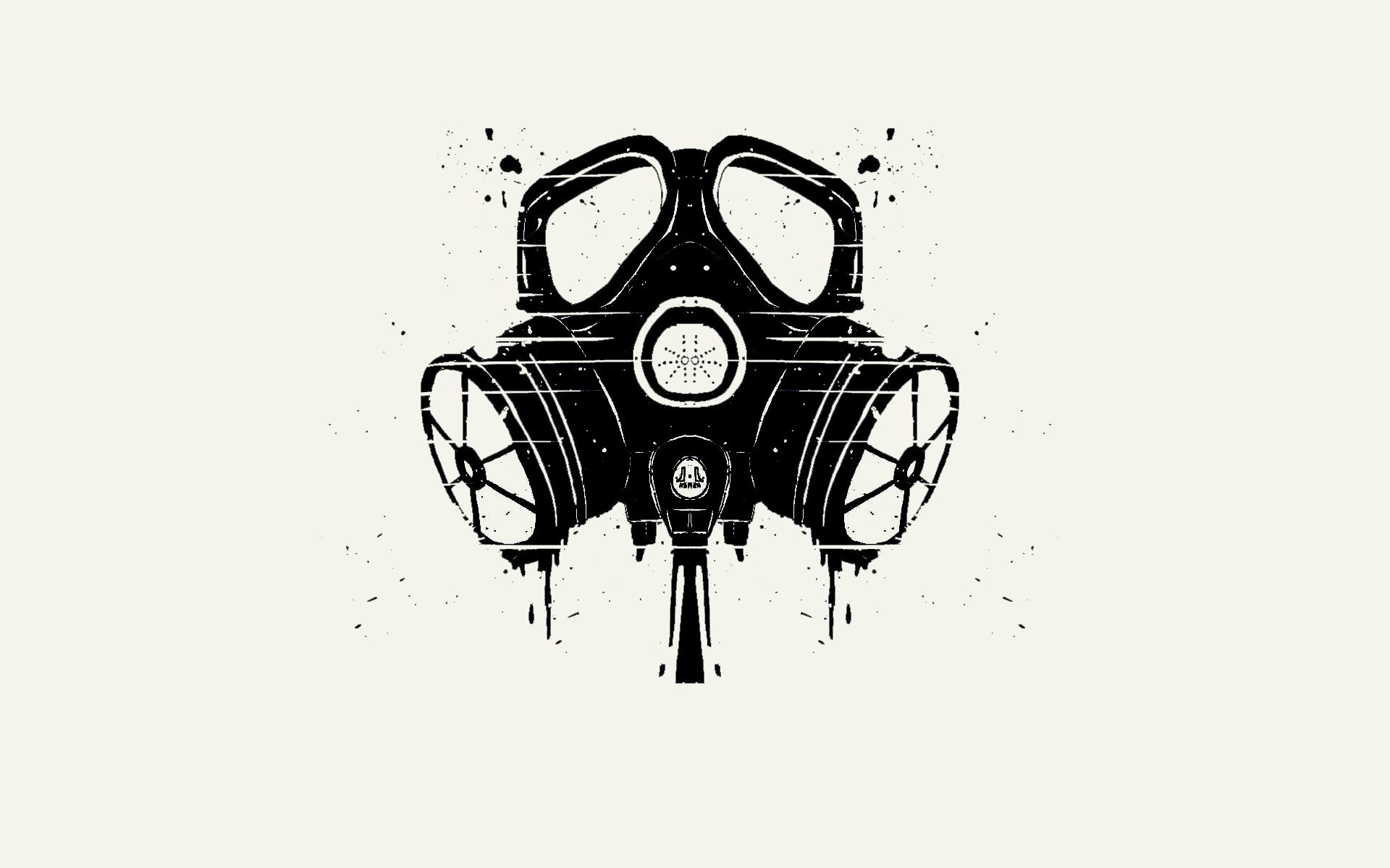 1920x1200 gas mask hd wallpaper (Fletch Hardman 1920 x 1200) | sharovarka | Pinterest